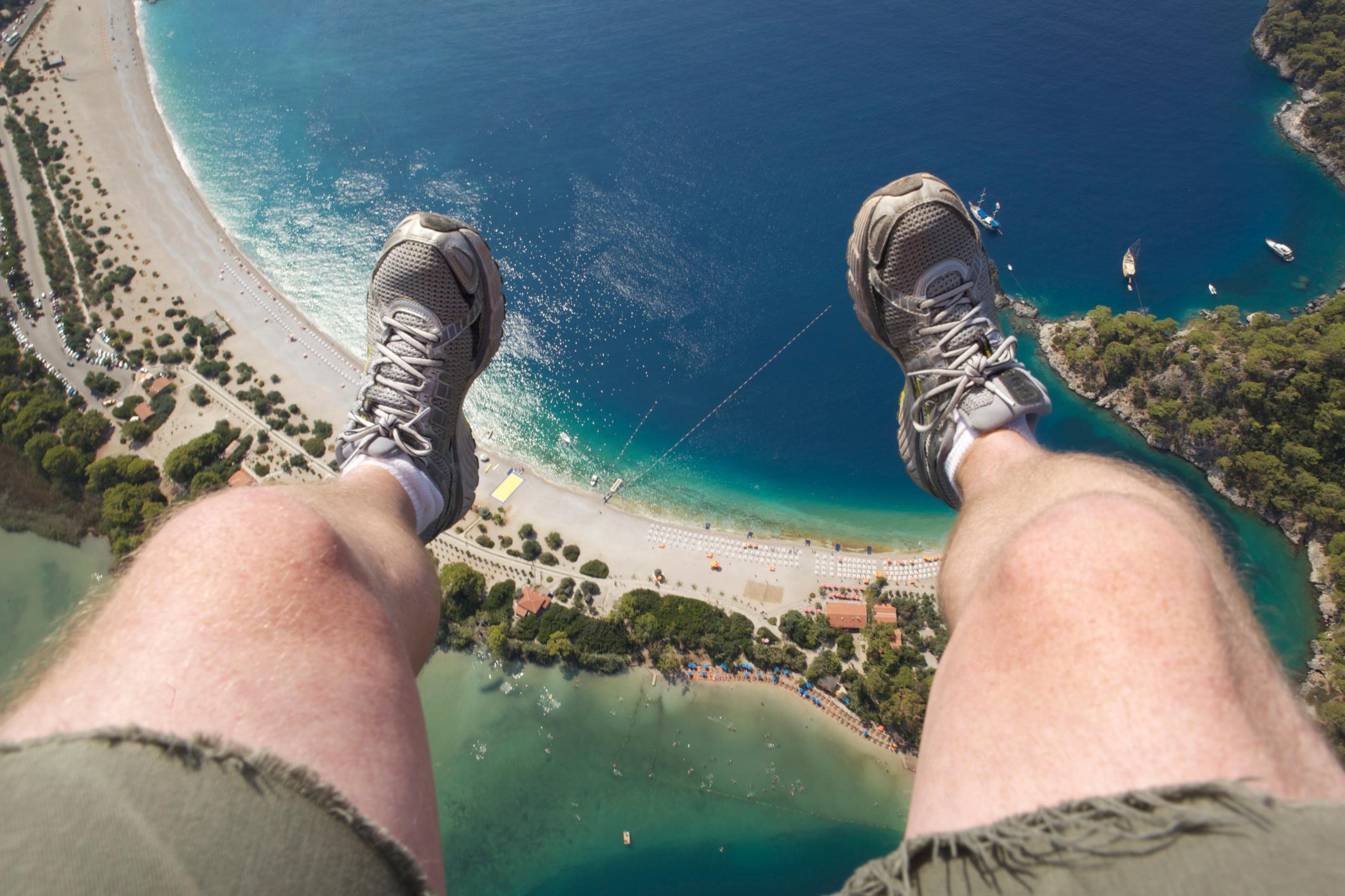 Paragliding in Fethiye