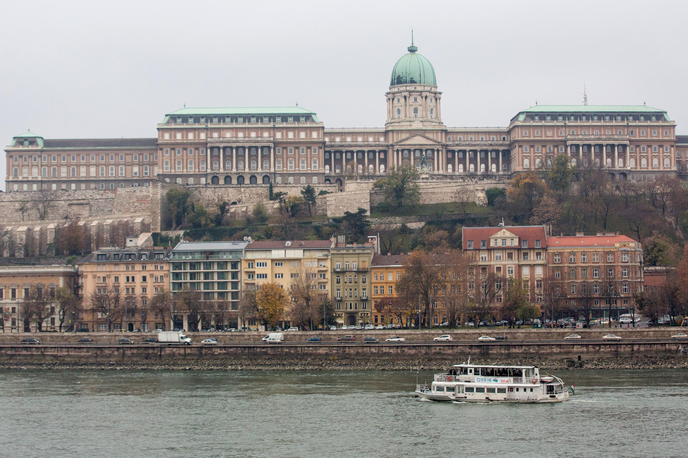 Danube River Cruises in Vienna