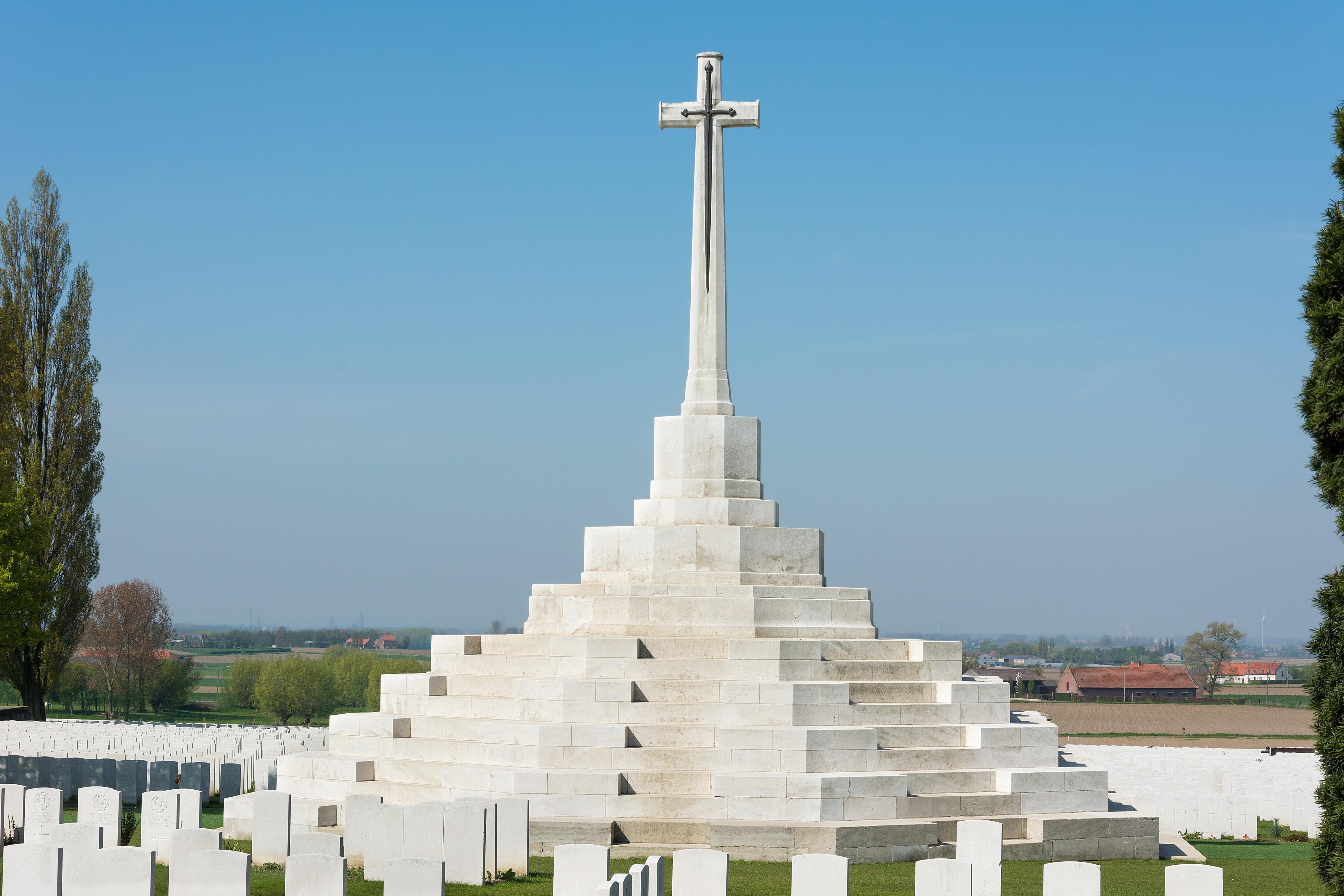 World War I Battlefields in Flanders