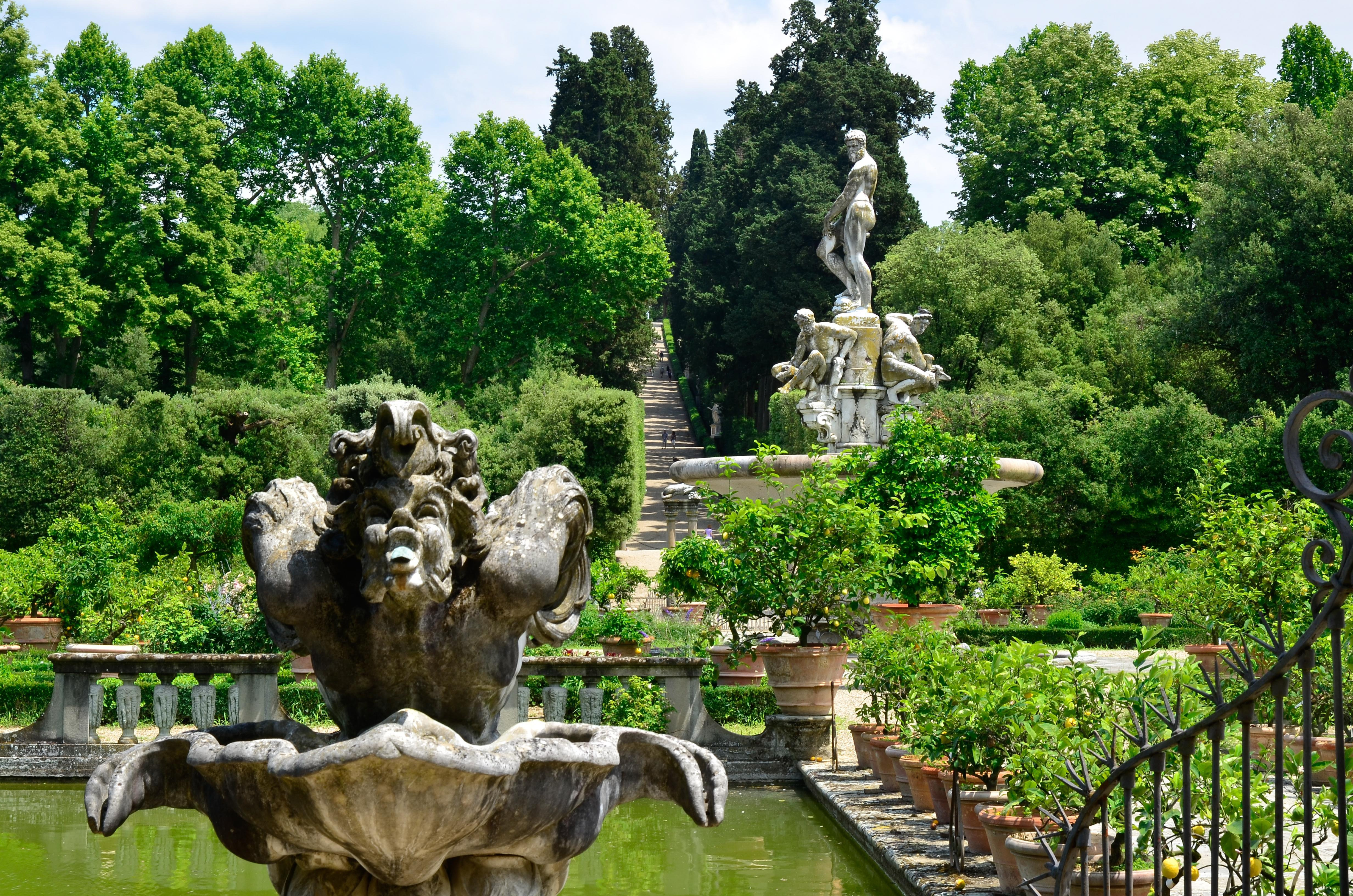 Top Parks and Gardens in Florence