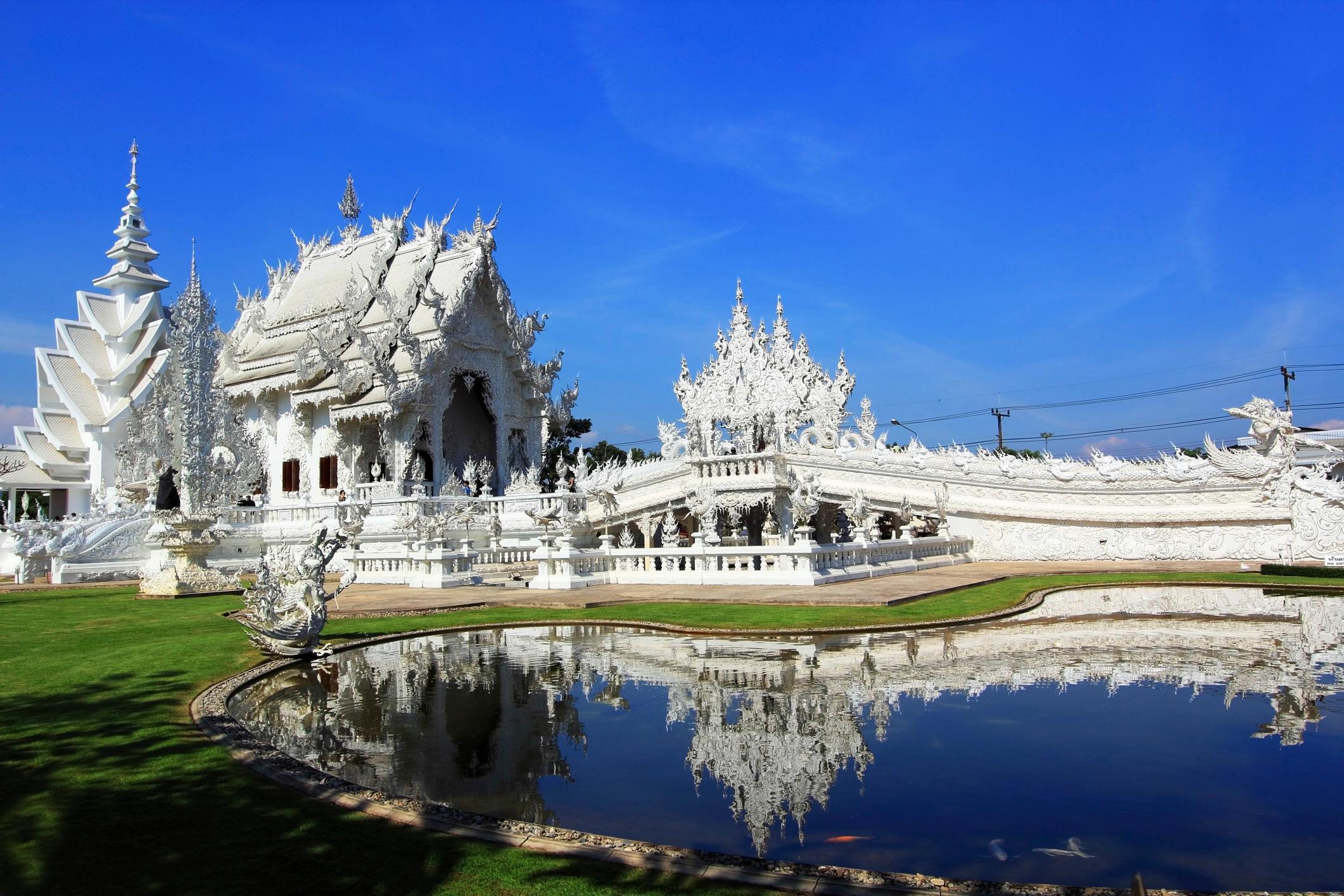 Chiang Rai Temple Trail