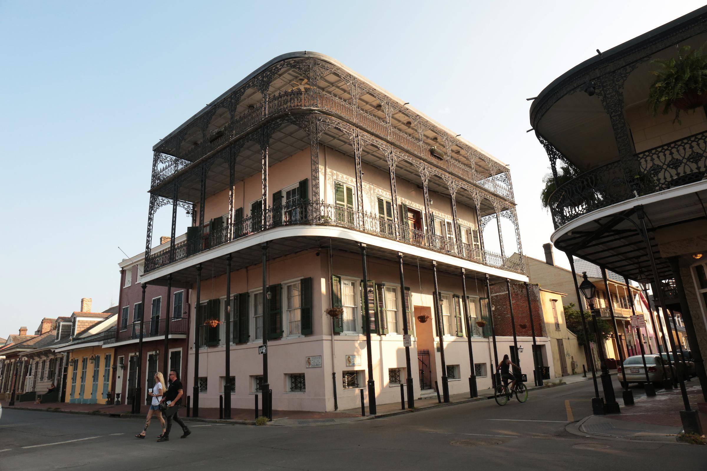 New Orleans Architecture Guide