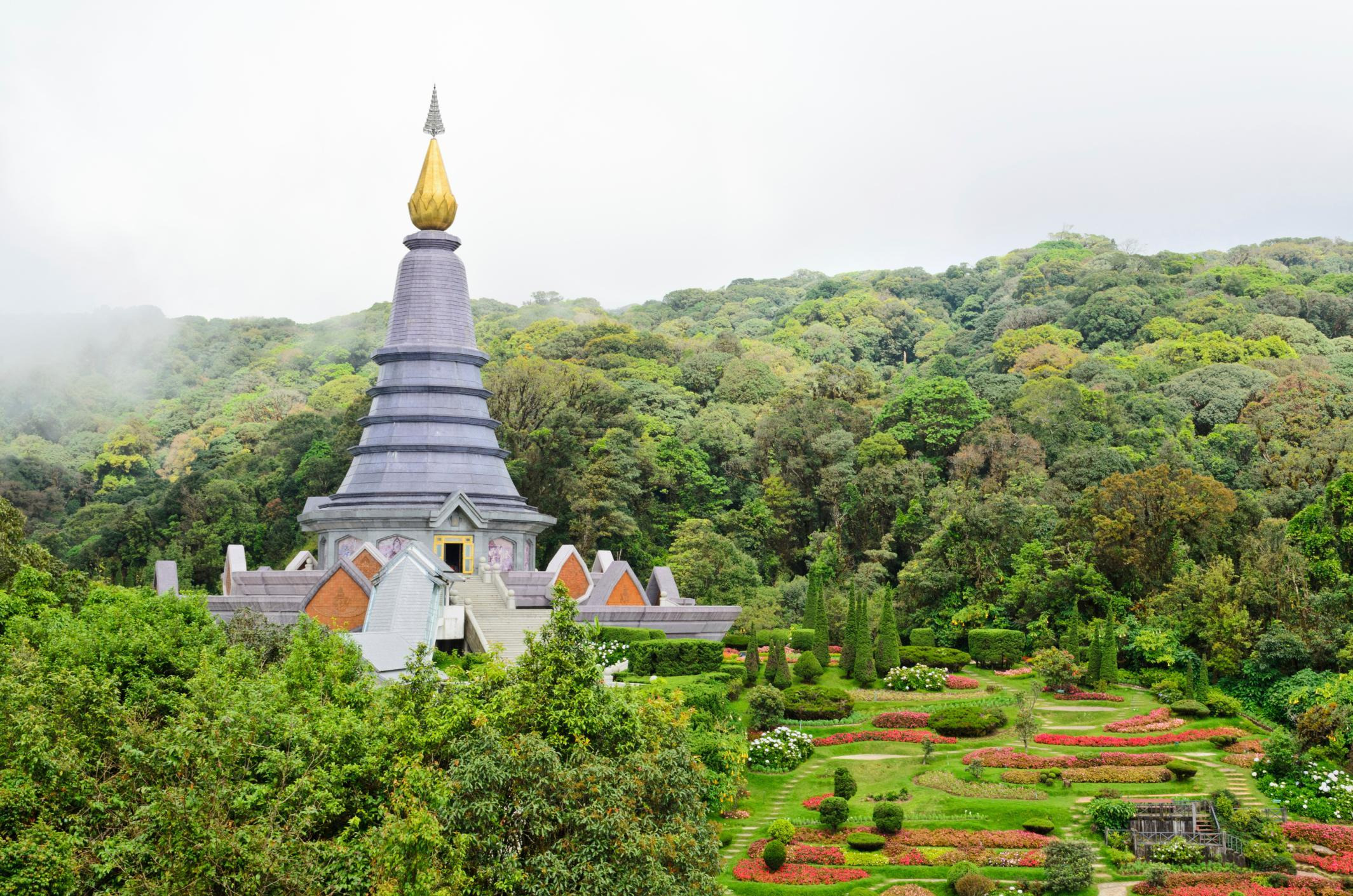 Chiang Mai Temple Trail