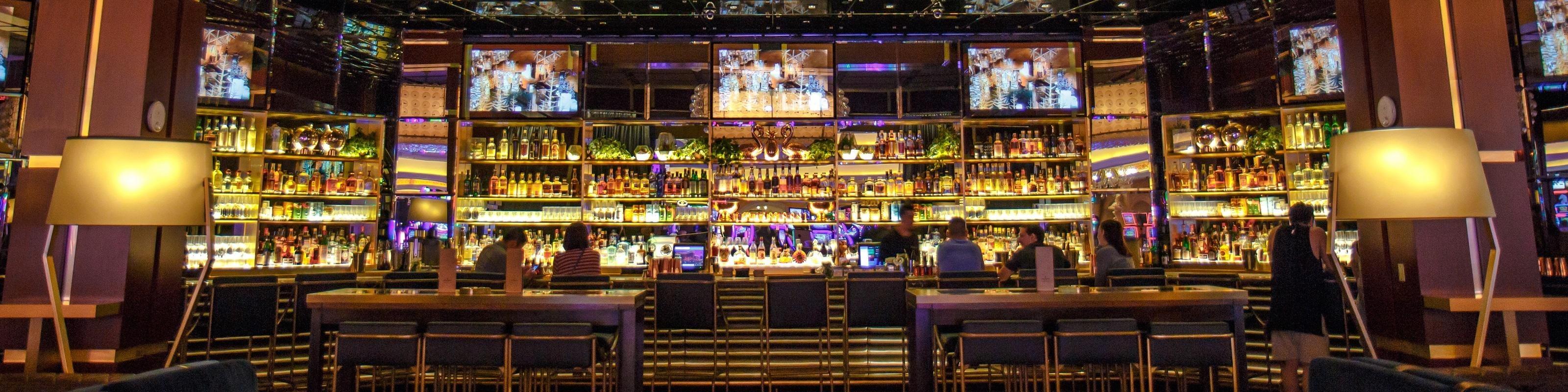 The Dorsey Bar at the Venetian Resort in Las Vegas