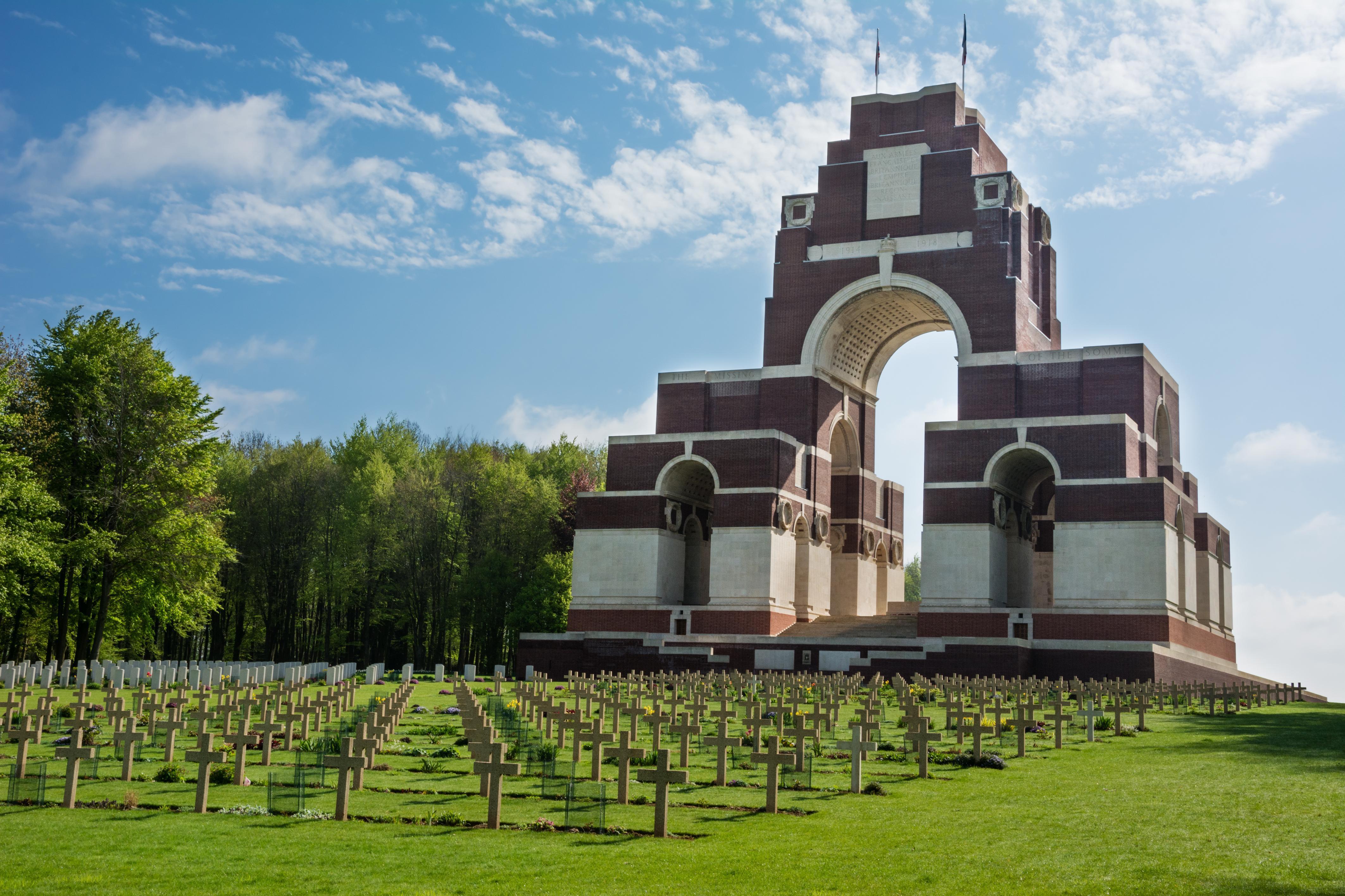 World War I Battlefield Tours from Brussels