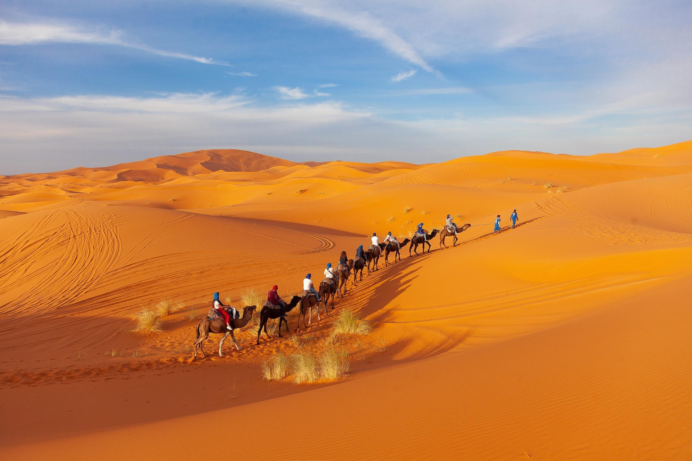 Desert Tours from Marrakech