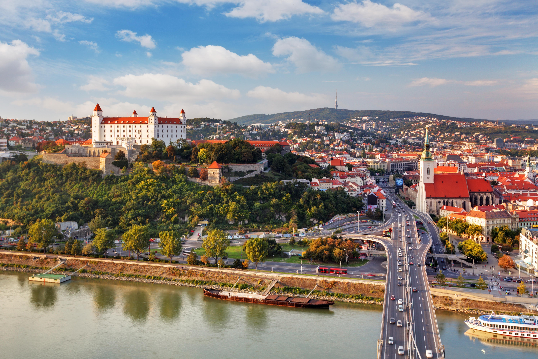 Bratislava Day Trips from Vienna