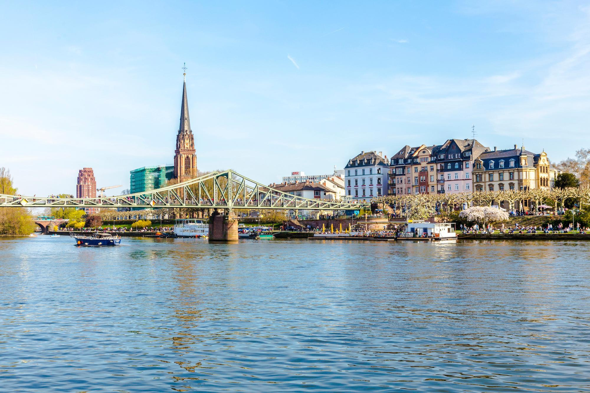 How to Spend 1 Day in Frankfurt