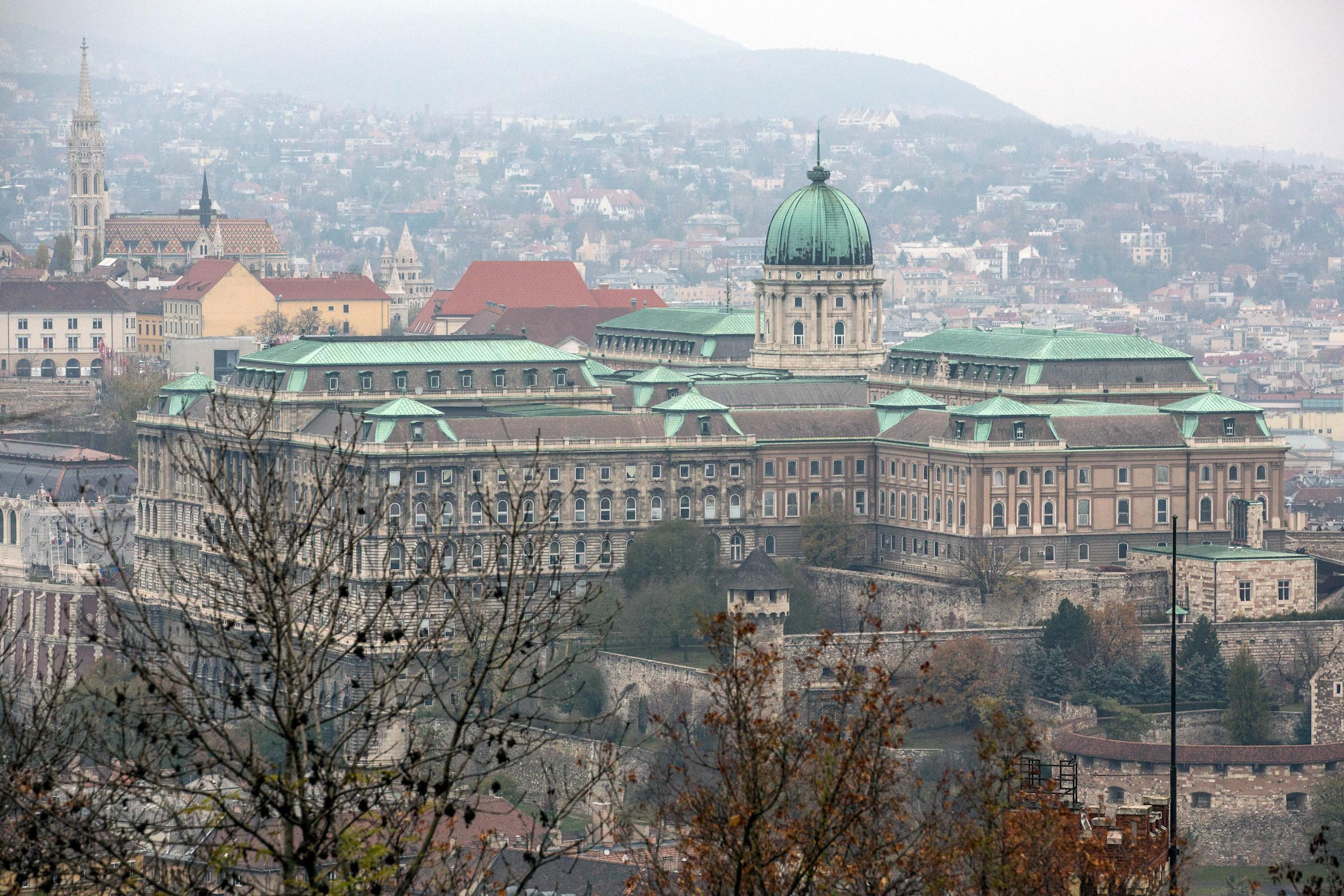 Budapest Tours from Vienna