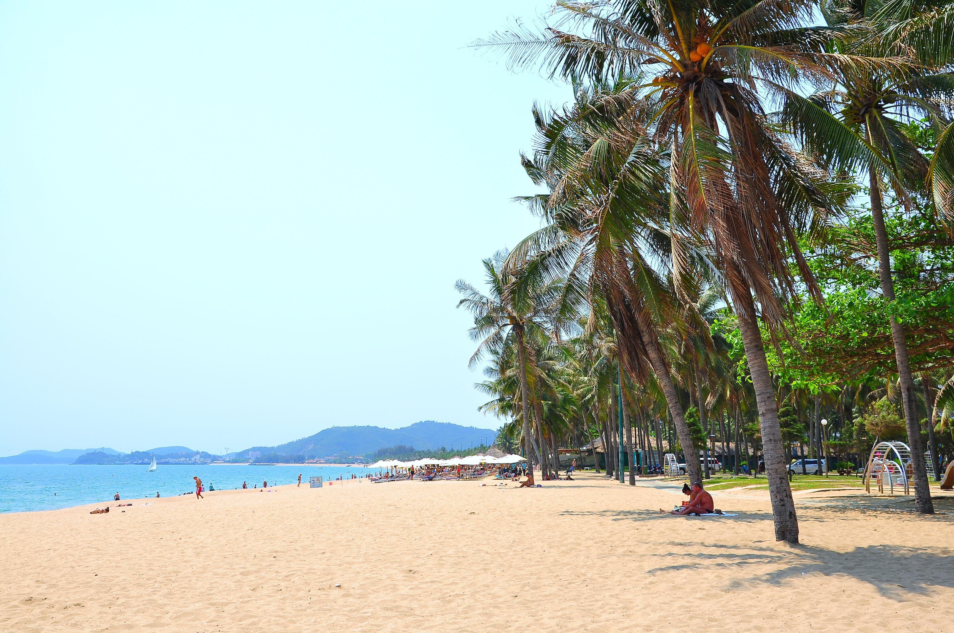 Top Beaches in Nha Trang
