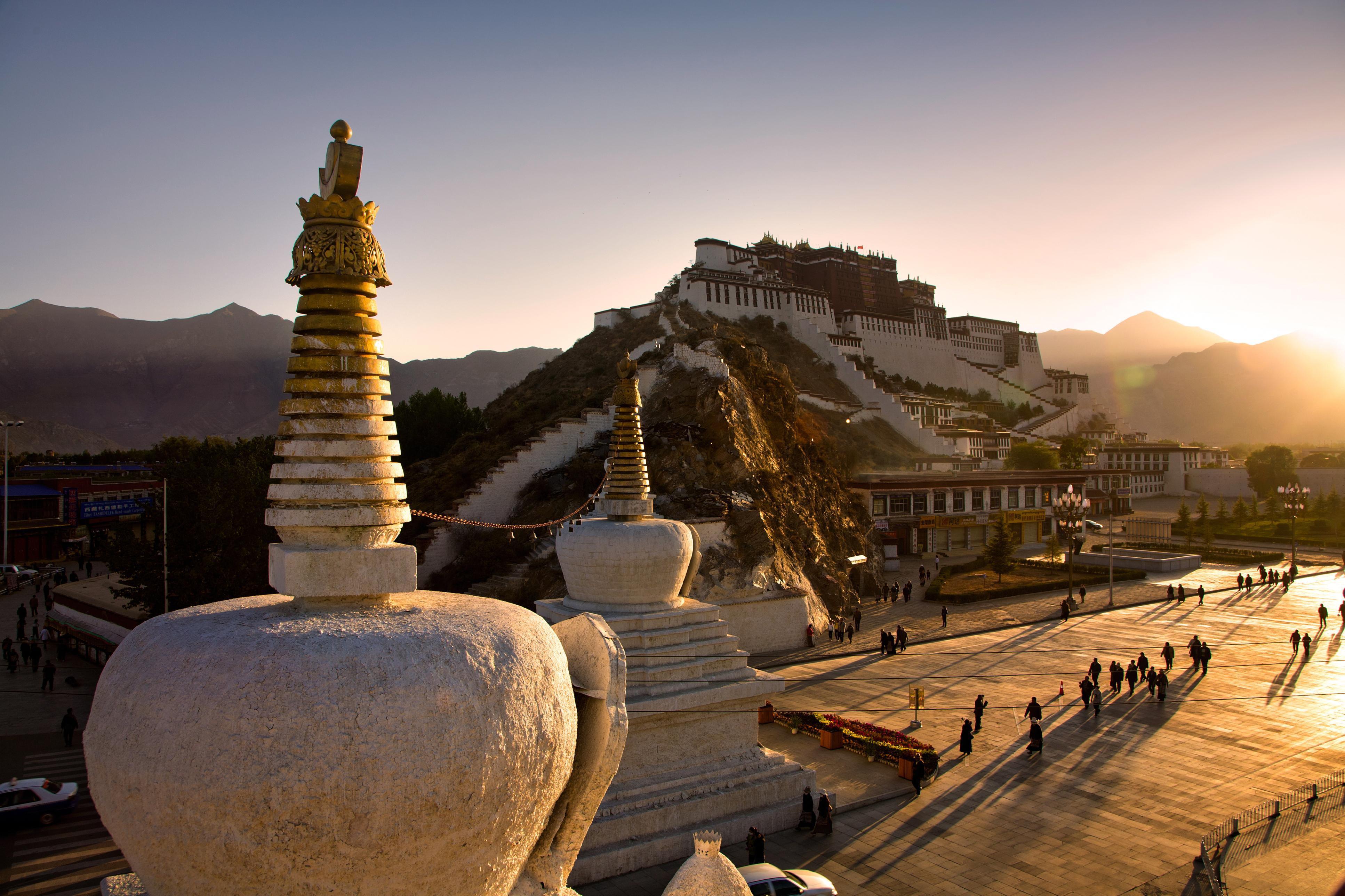 Tibet Tours from Chengdu