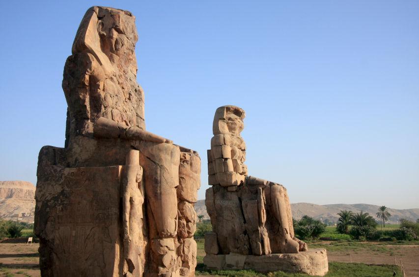 Exploring Luxor's West Bank
