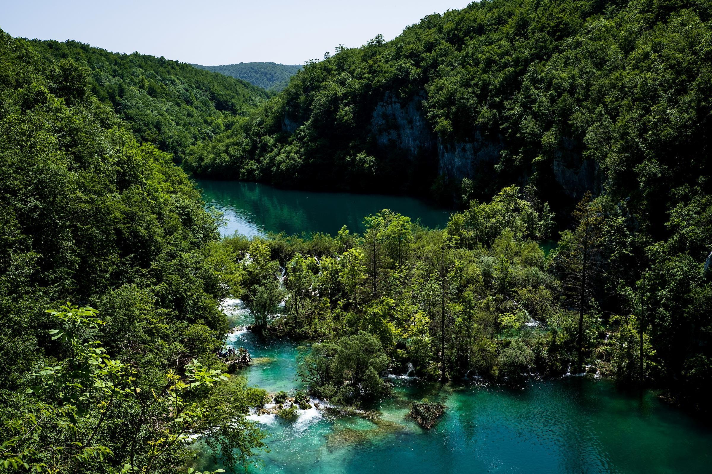 Plitvice Lakes Tours from Zagreb