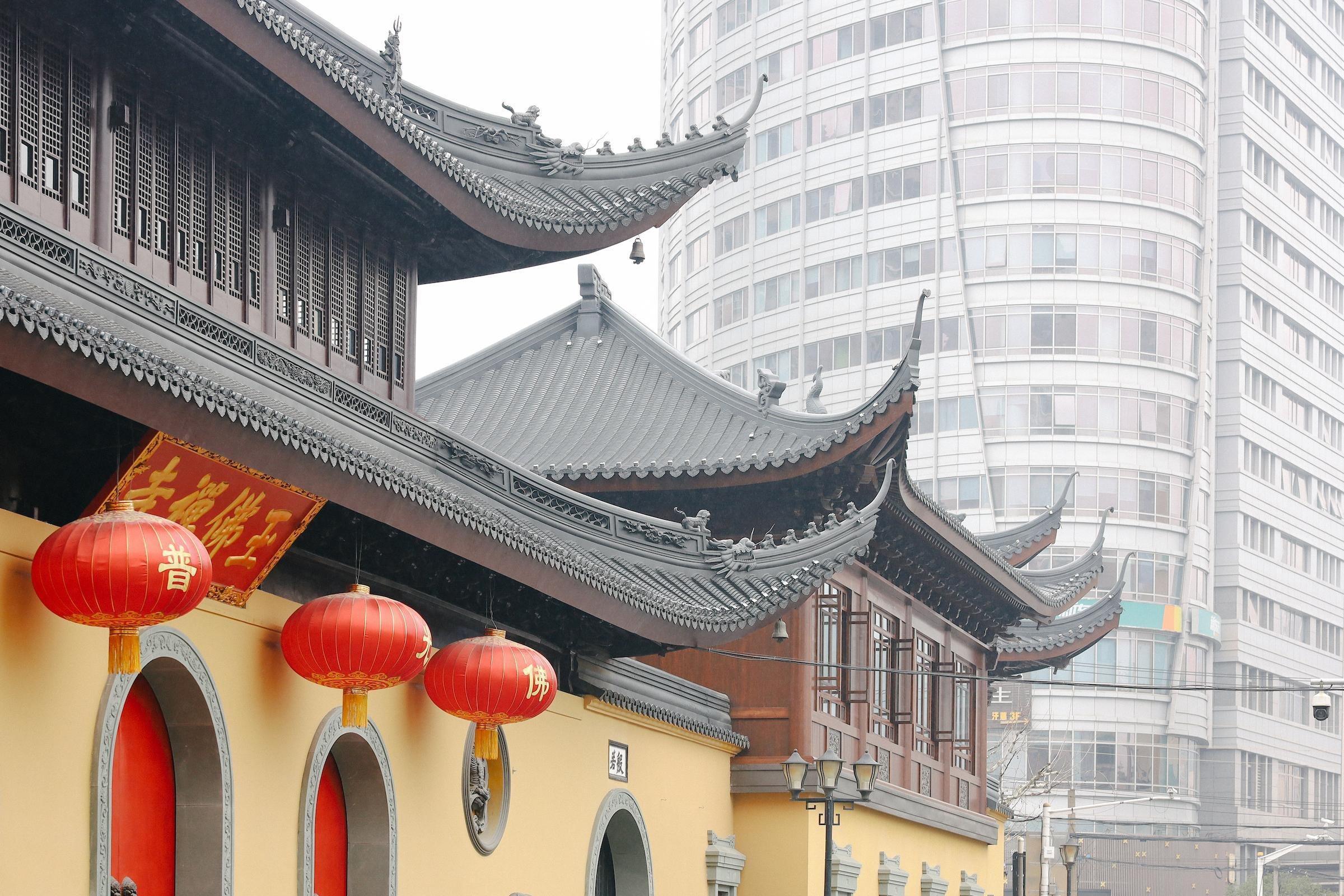 Exploring Old and New Shanghai
