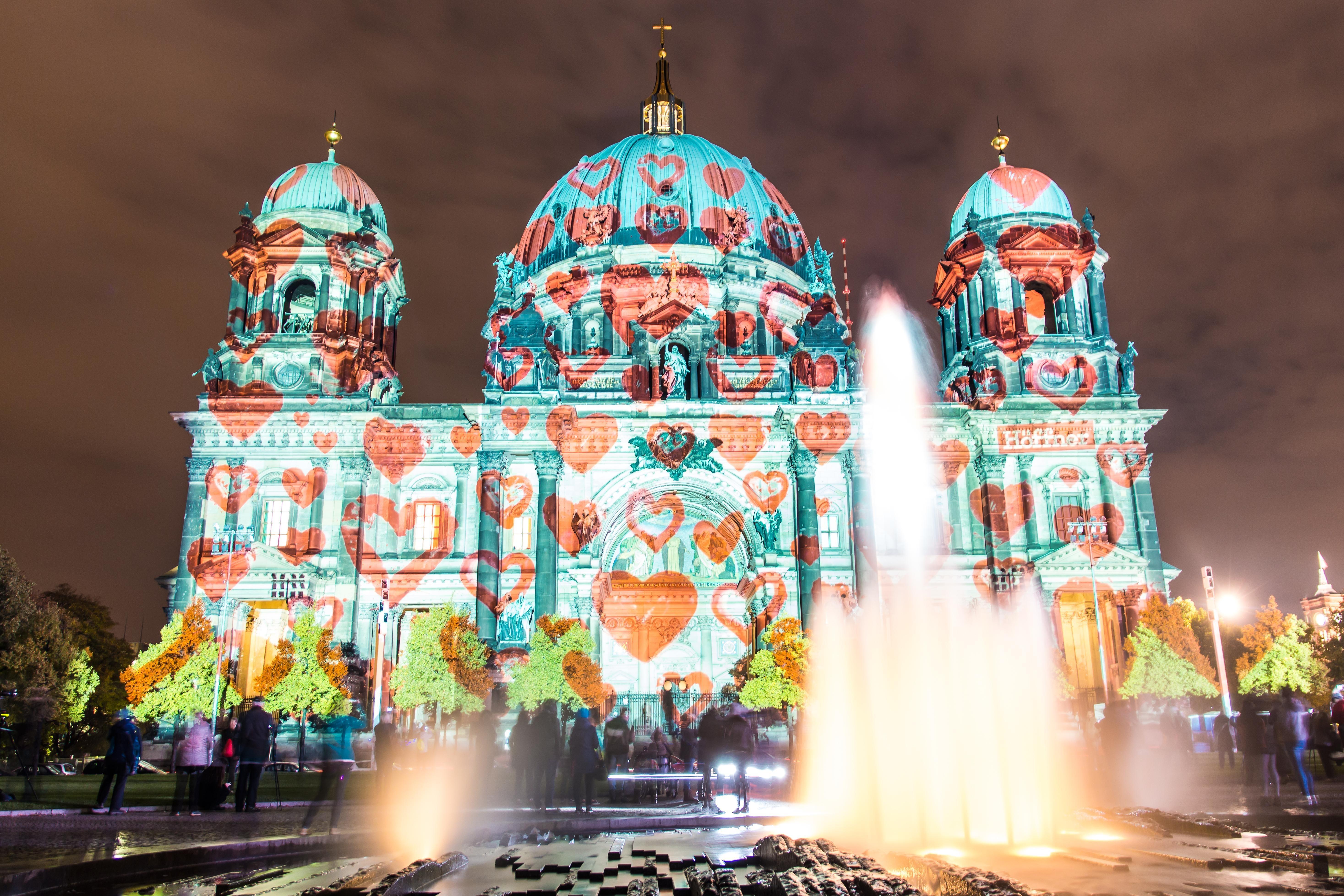 Light Festivals in Berlin