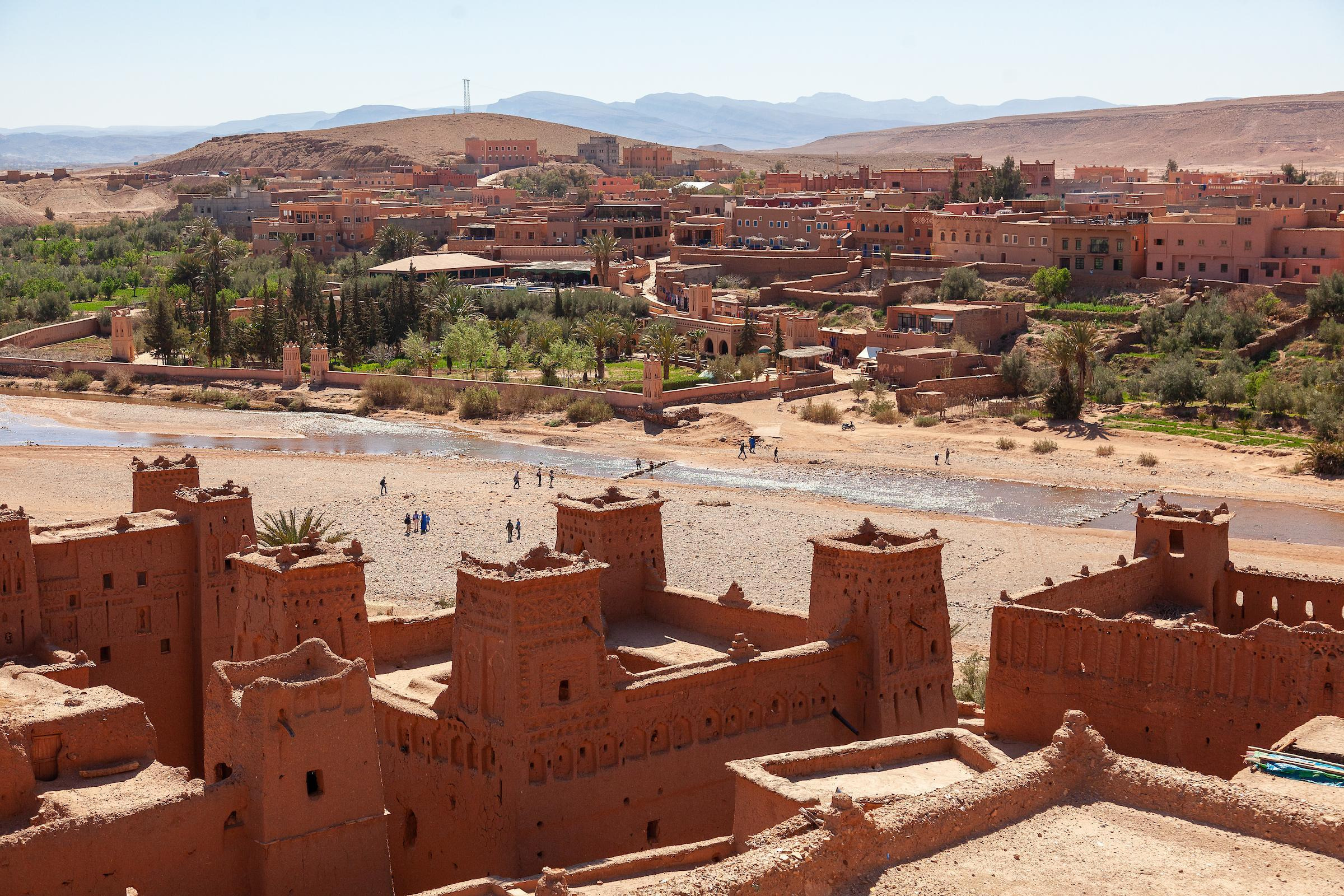 Game of Thrones Film Sites in Ouarzazate