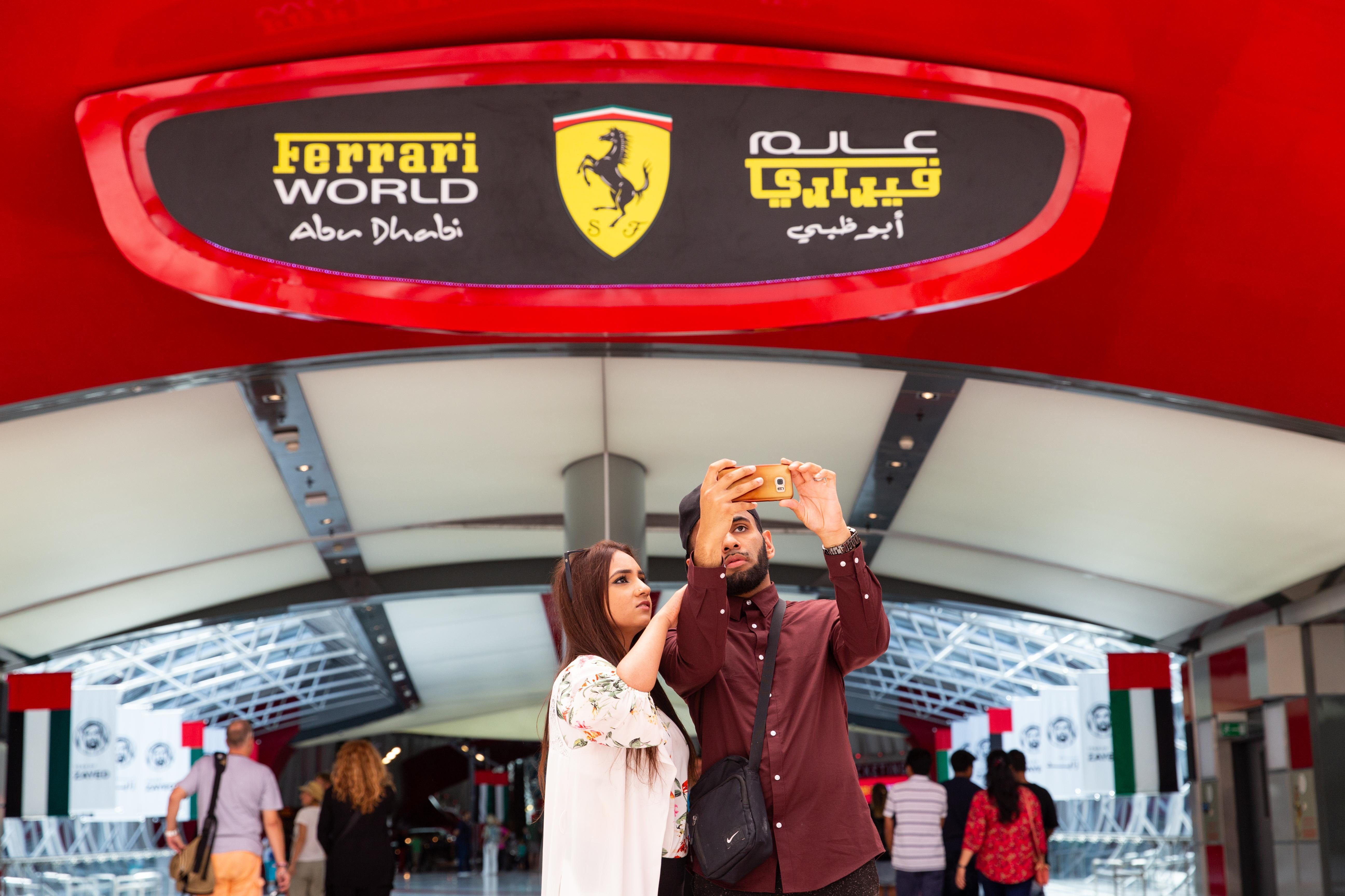 Ferrari World Day Trips From Dubai Recommendations For Tours Trips Tickets Viator