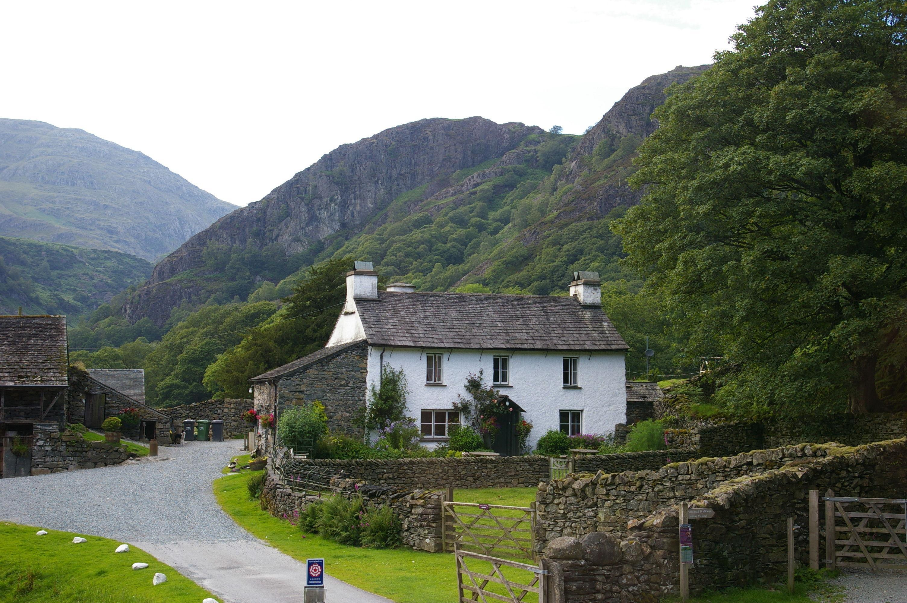 Top Literary Sites in the Lake District
