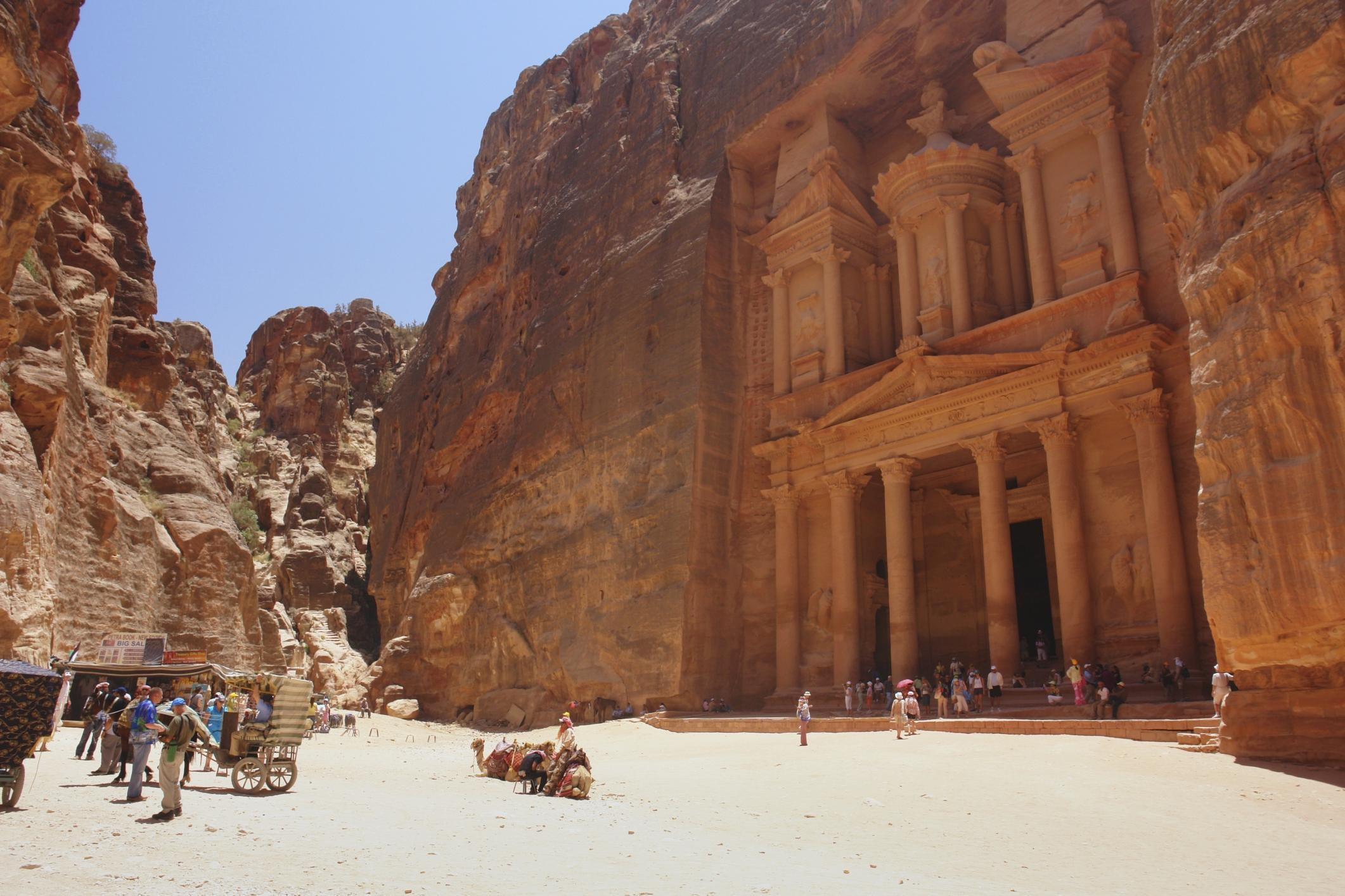 TV and Film Locations in Petra
