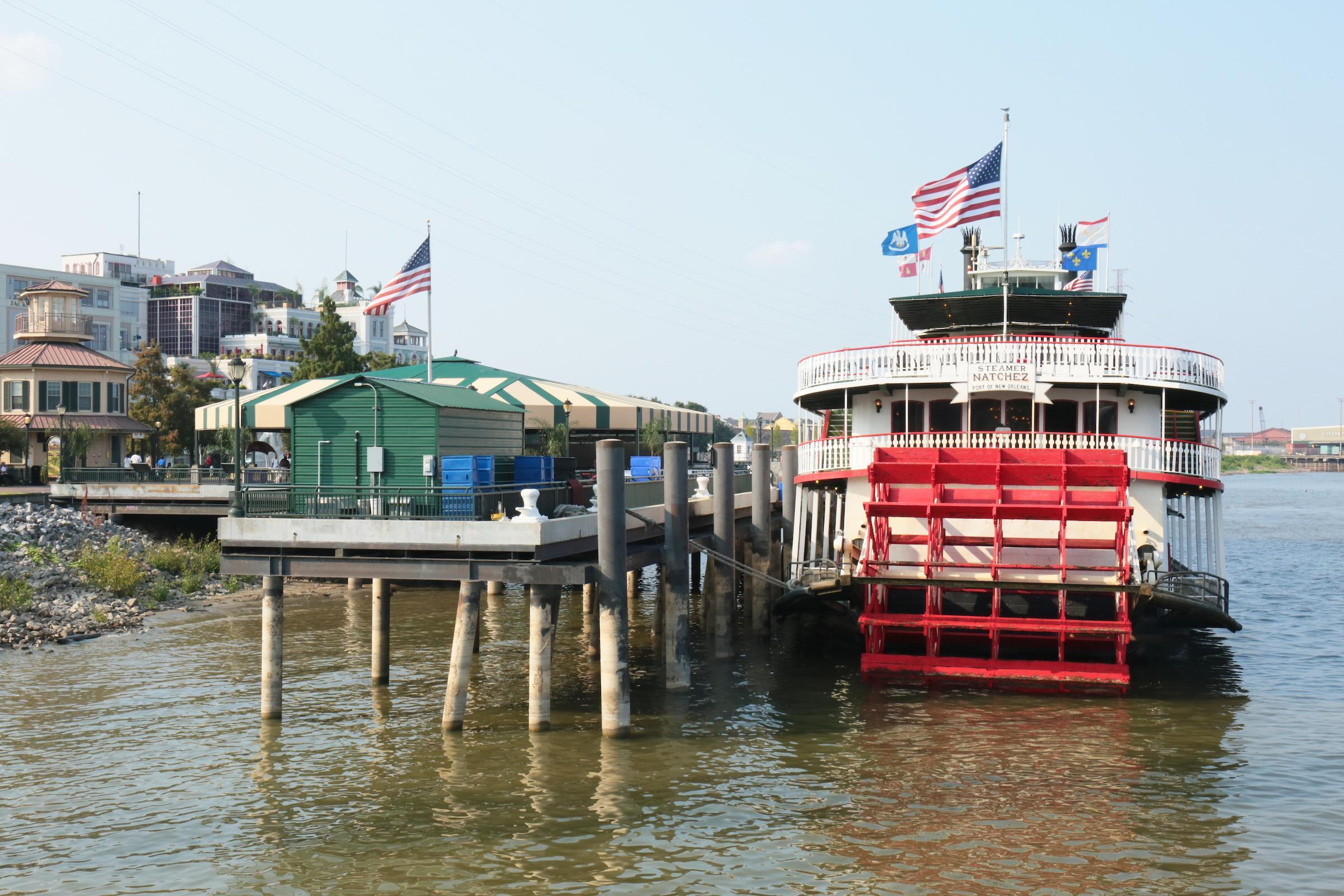 Mississippi River Cruises in New Orleans