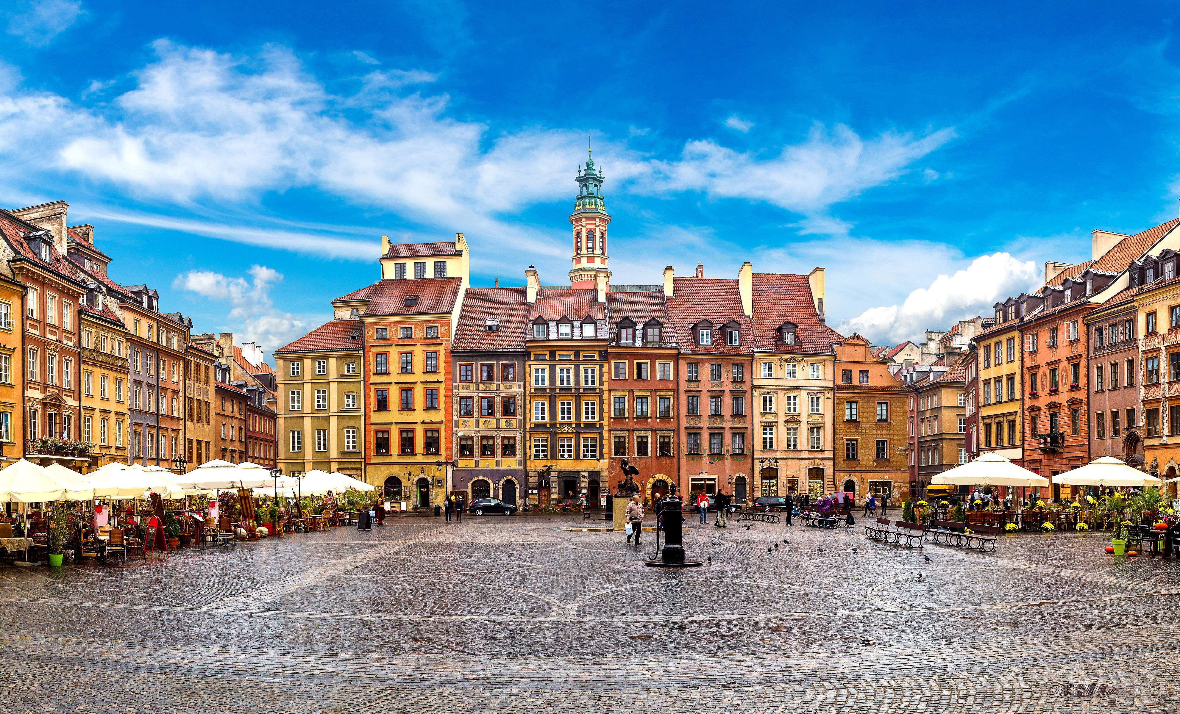 How to Spend 2 Days in Warsaw
