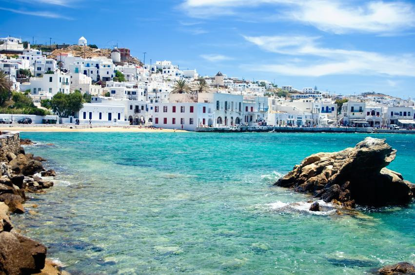 How to Spend 1 Day on Mykonos