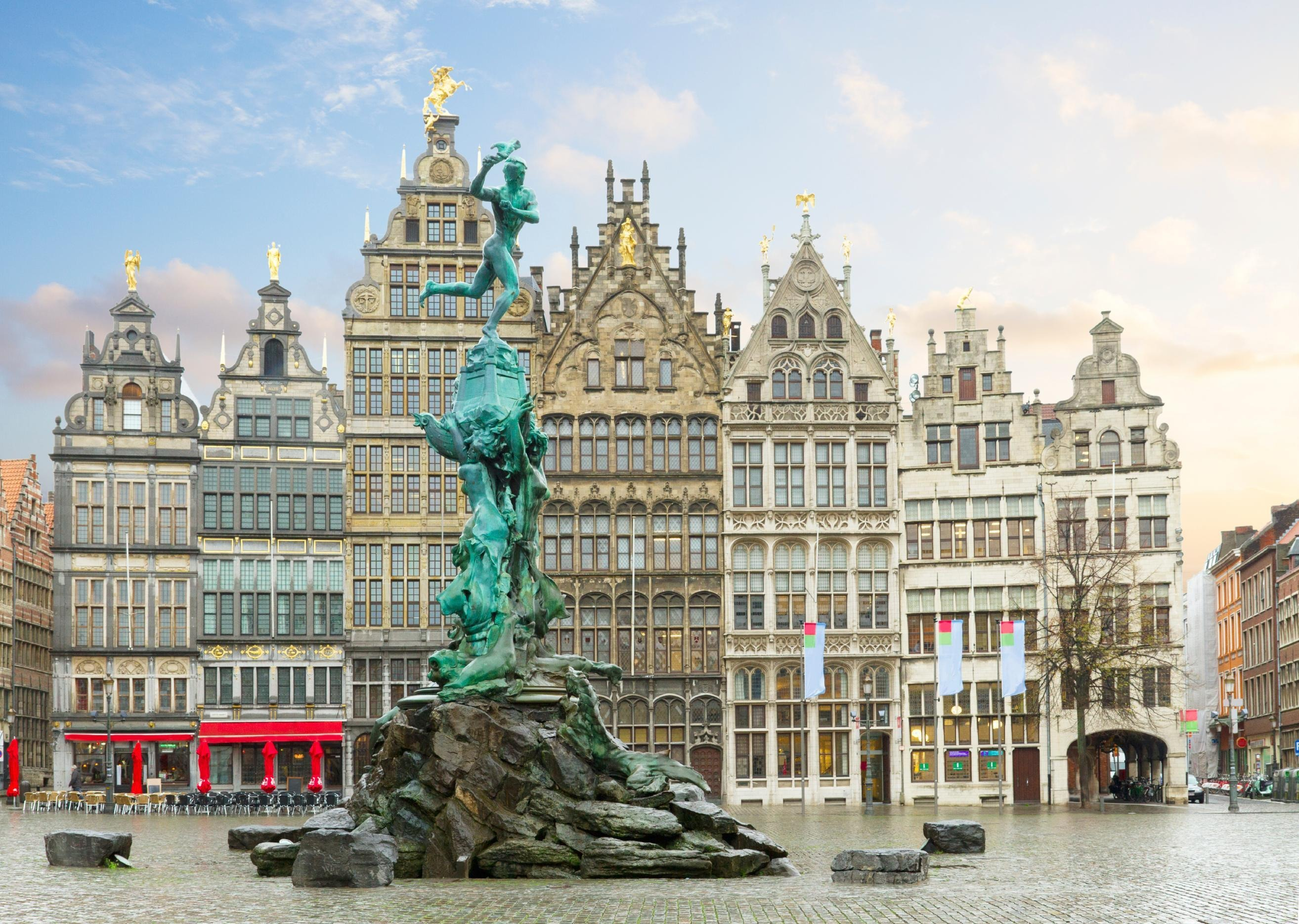 How to Spend 1 Day in Antwerp