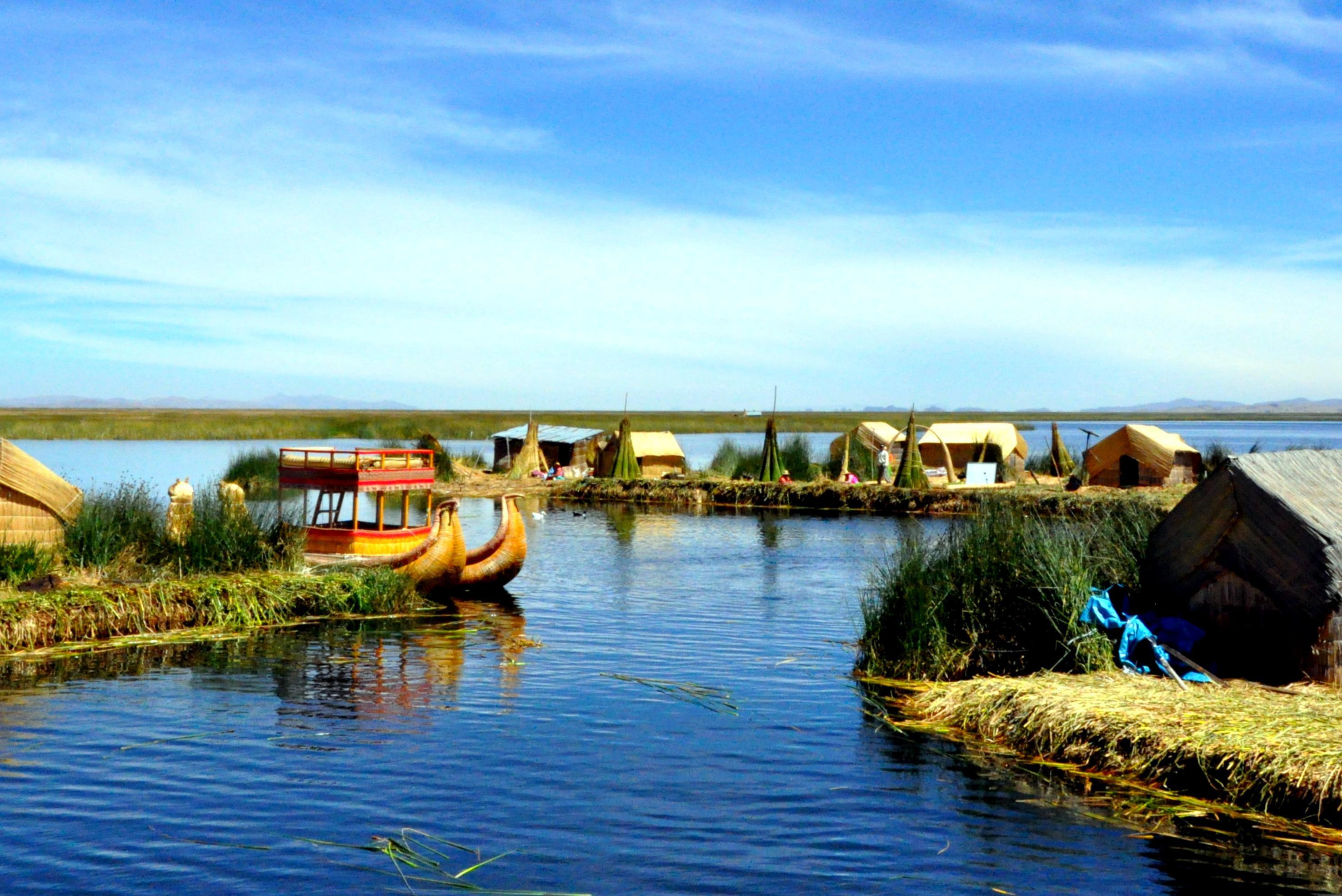 Lake Titicaca Day Trips from La Paz