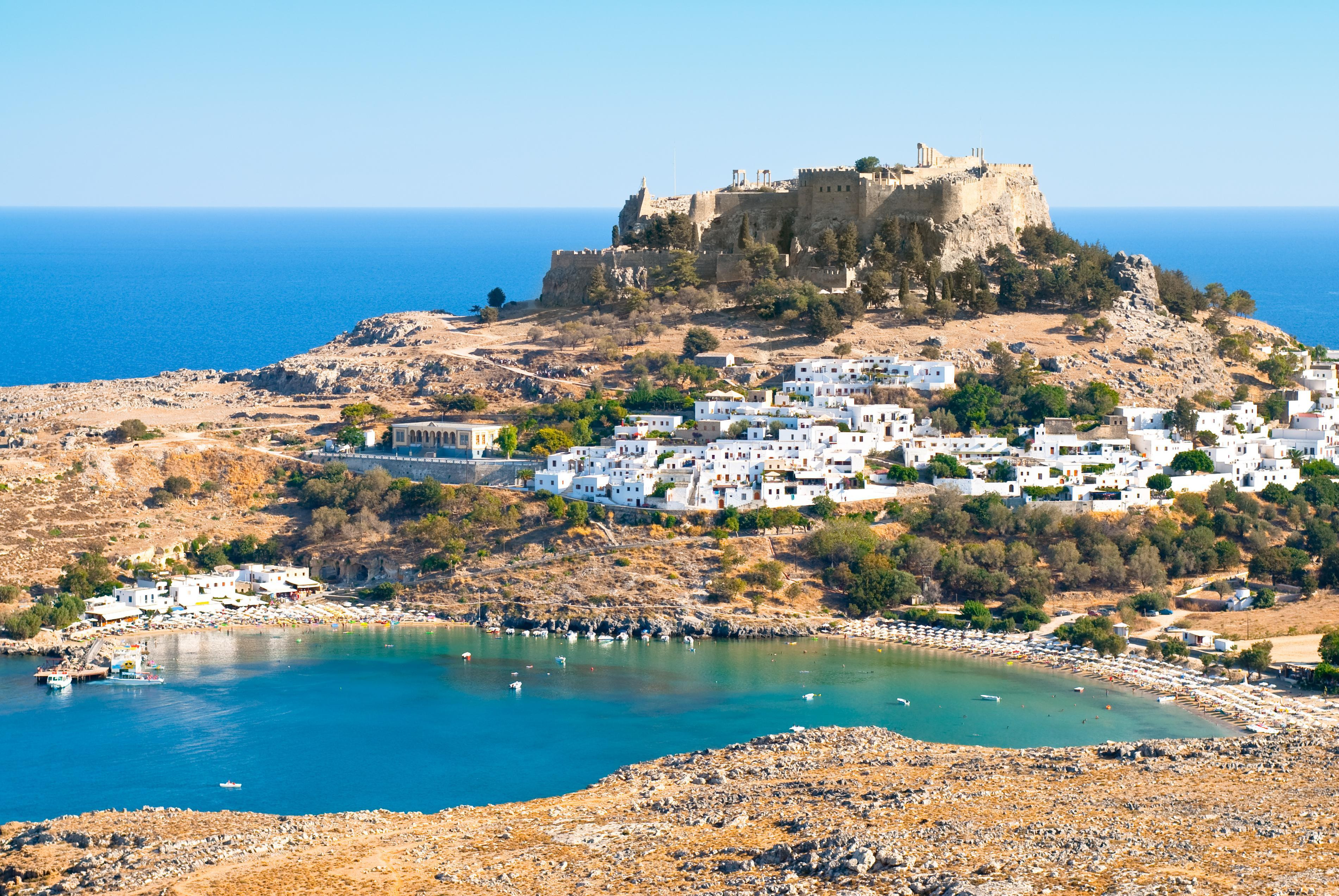 How to Spend 2 Days in Rhodes