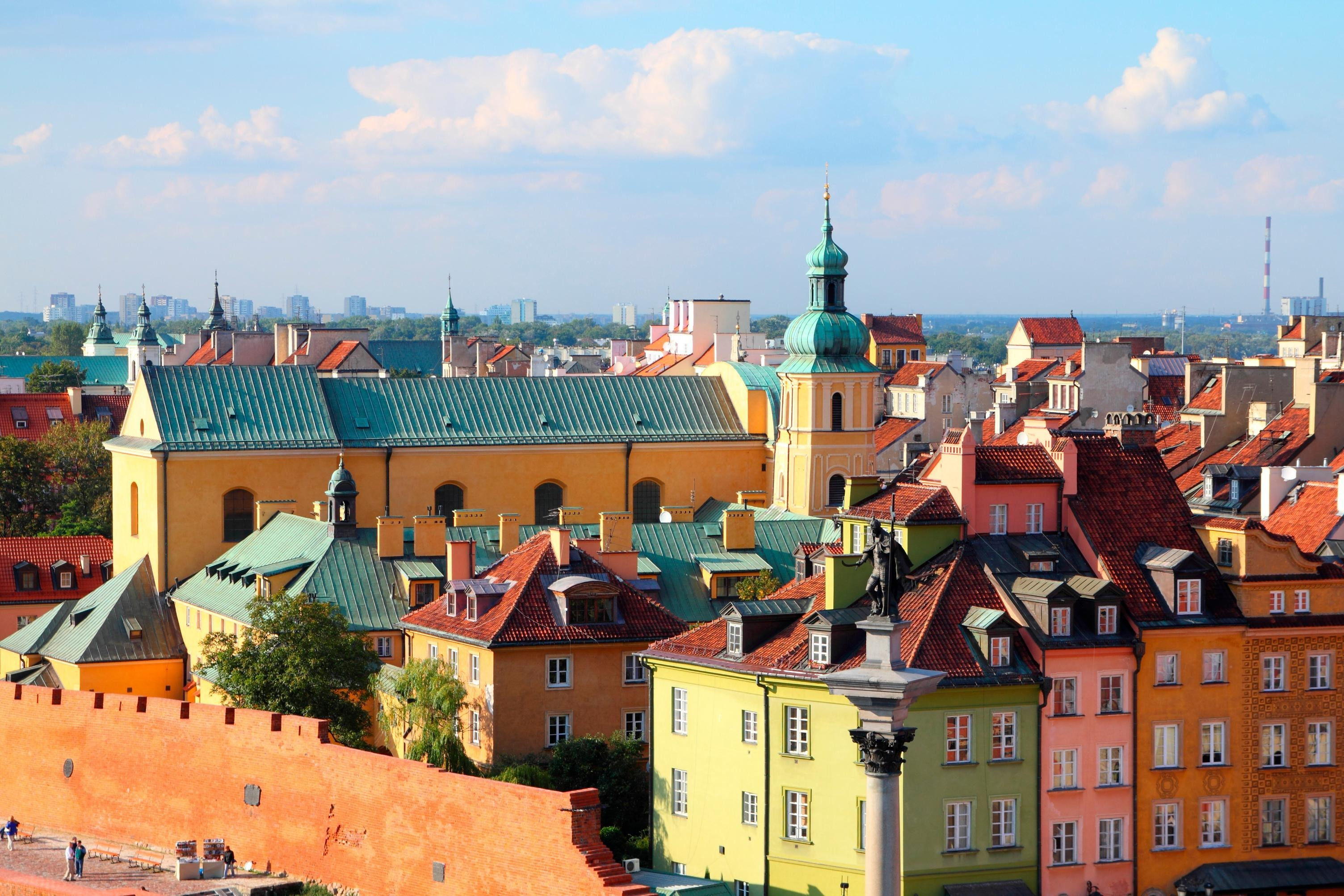 How to Spend 1 Day in Warsaw