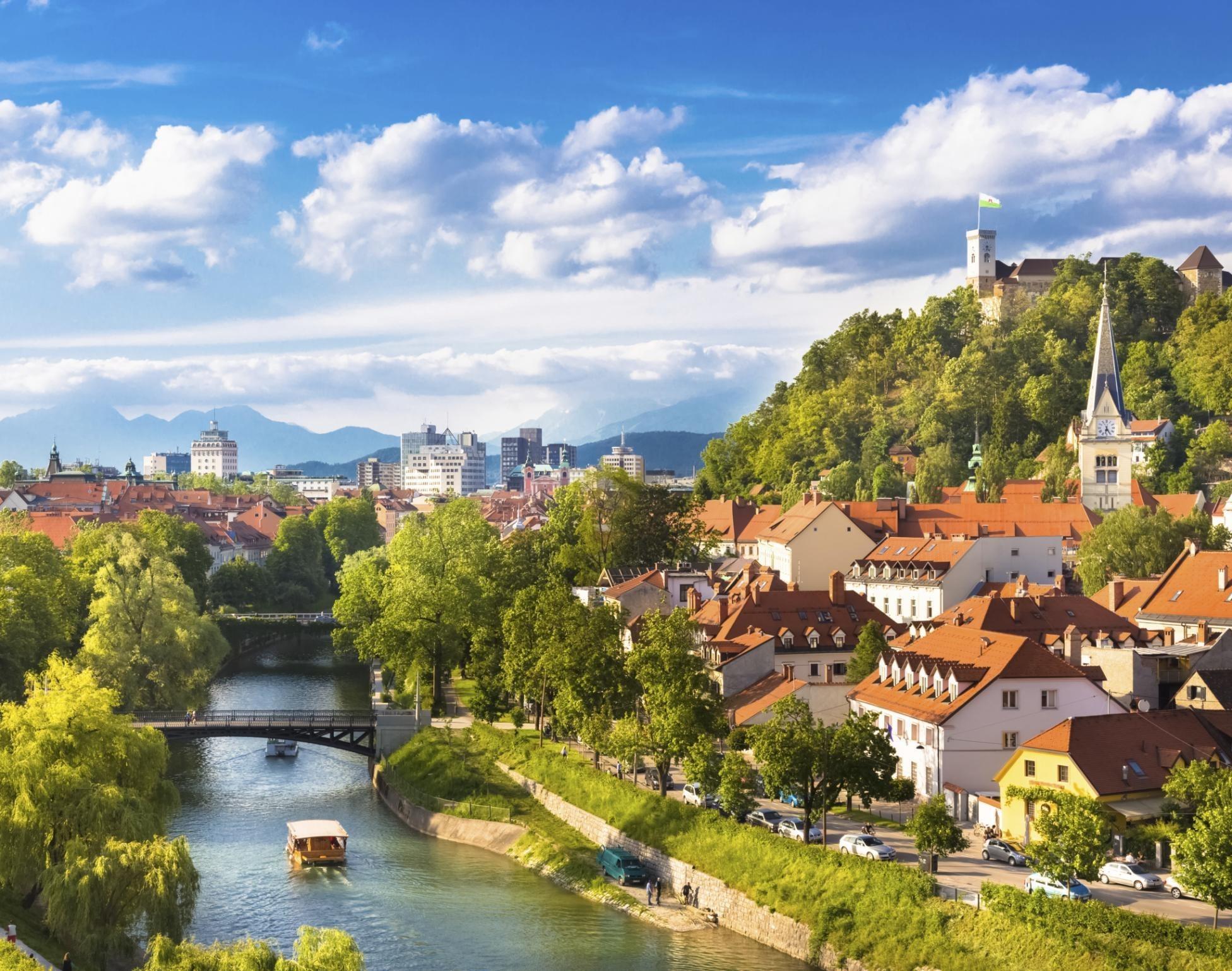 How to Spend 1 Day in Ljubljana