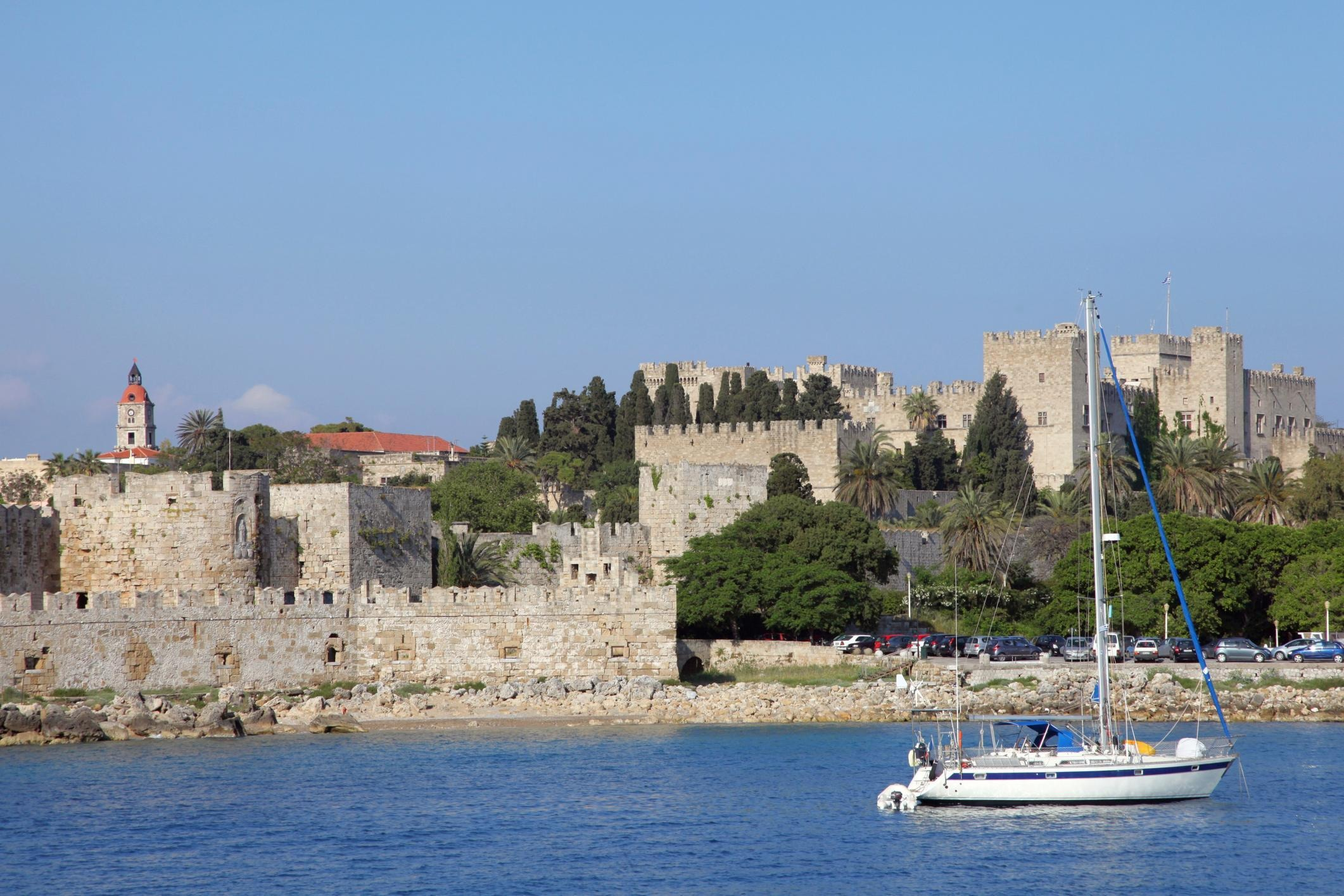 How to Spend 1 Day in Rhodes