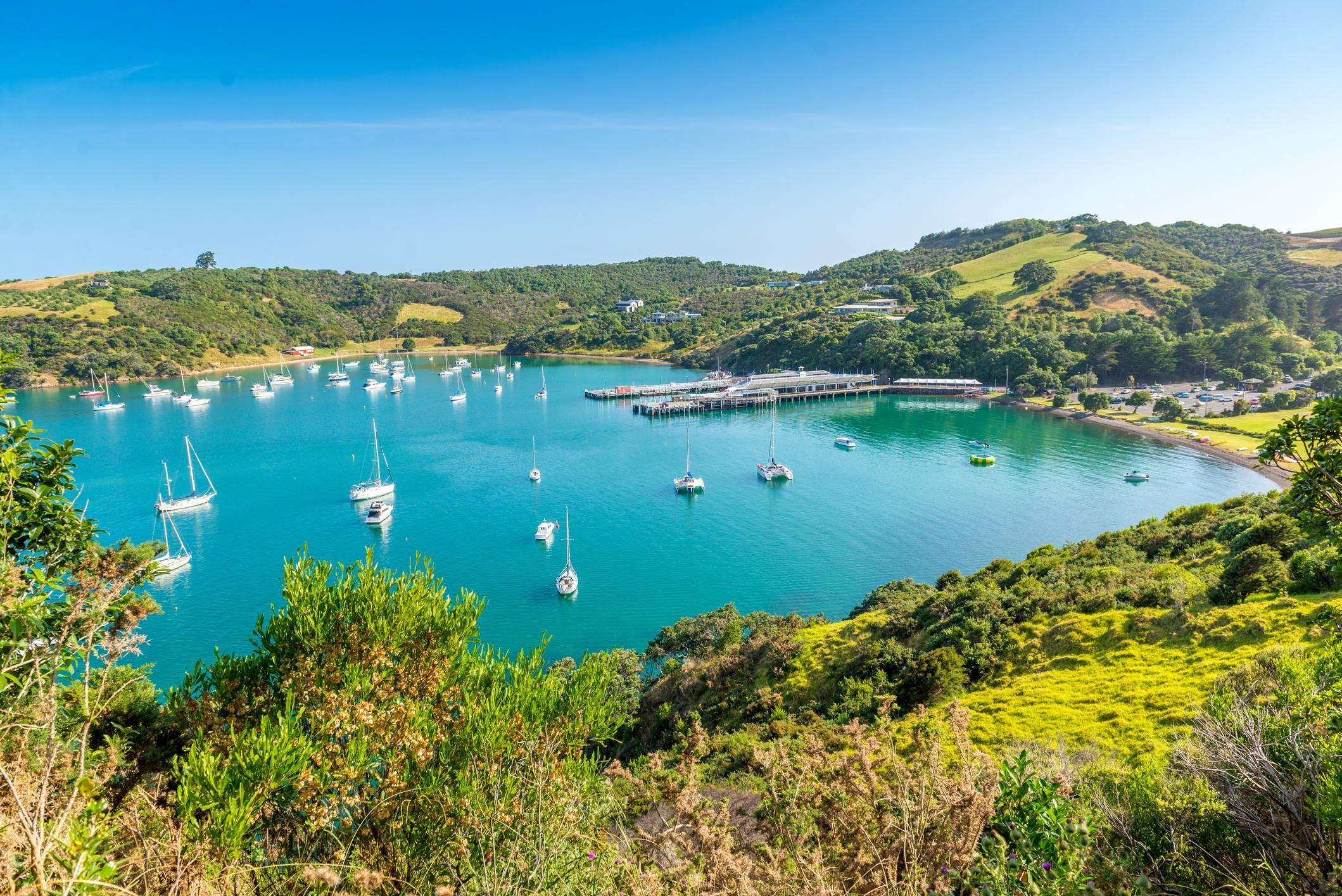 How to Spend 1 Day on Waiheke Island