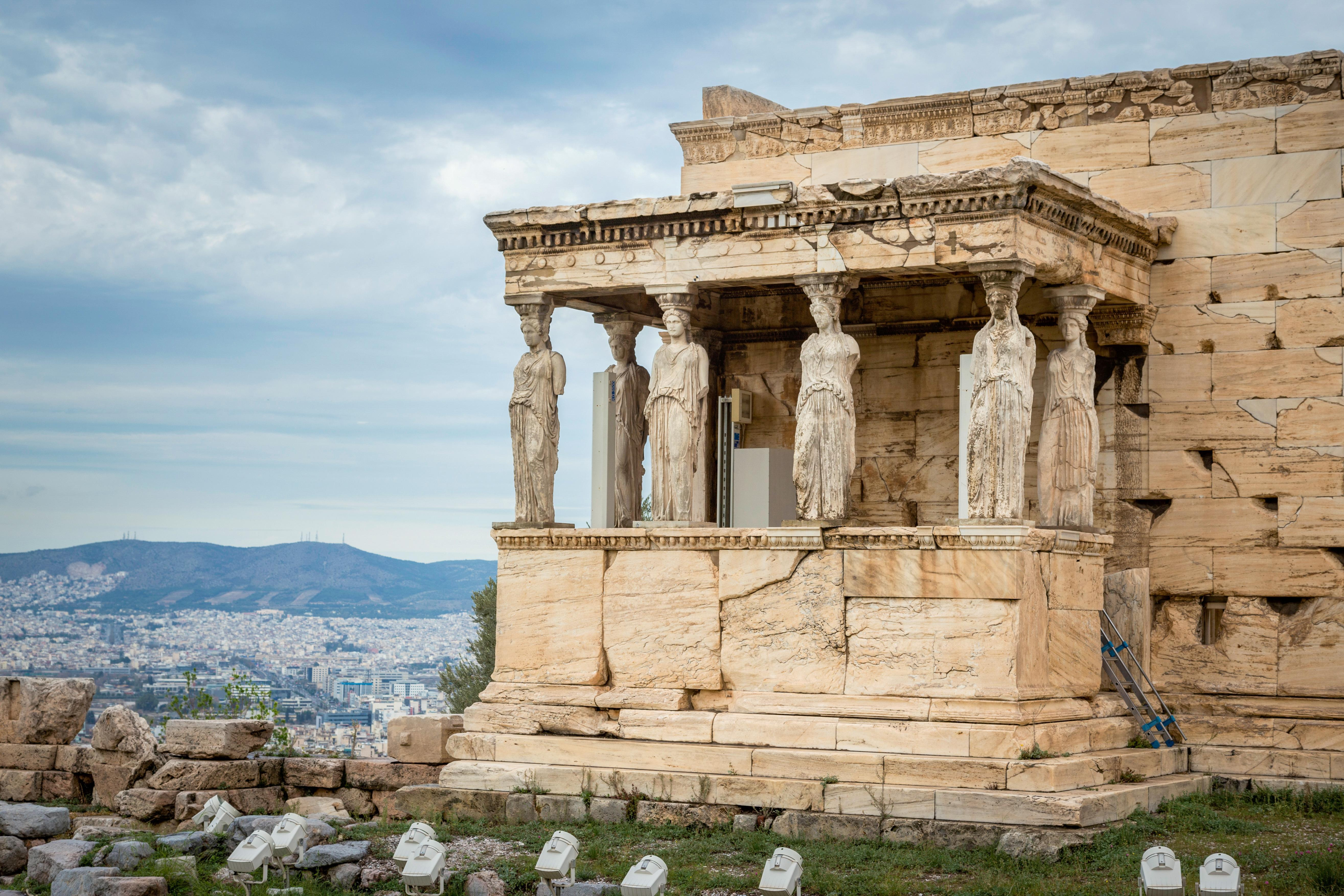 How to Tackle Athens as a First Timer