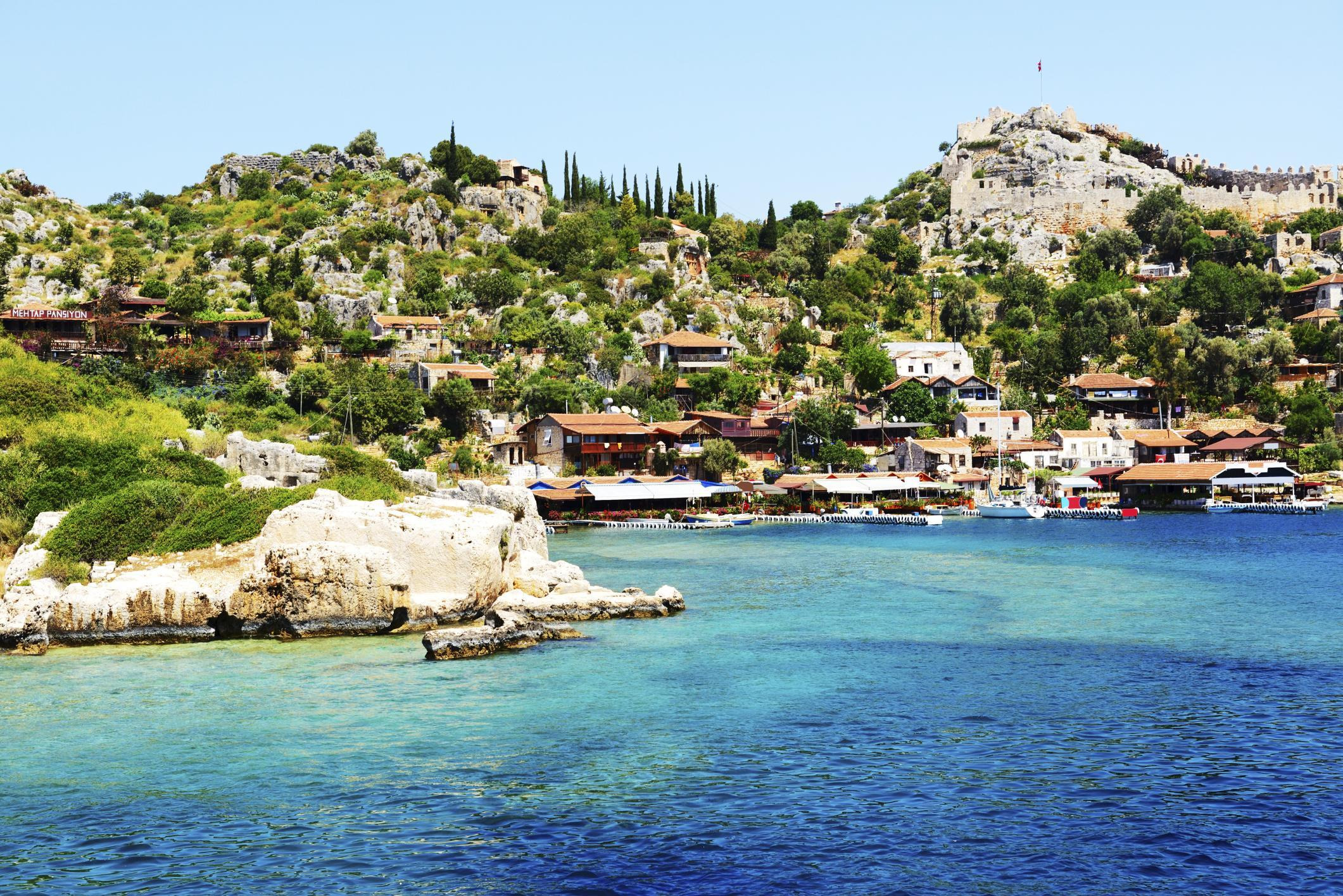 How to Spend 1 Day in Antalya