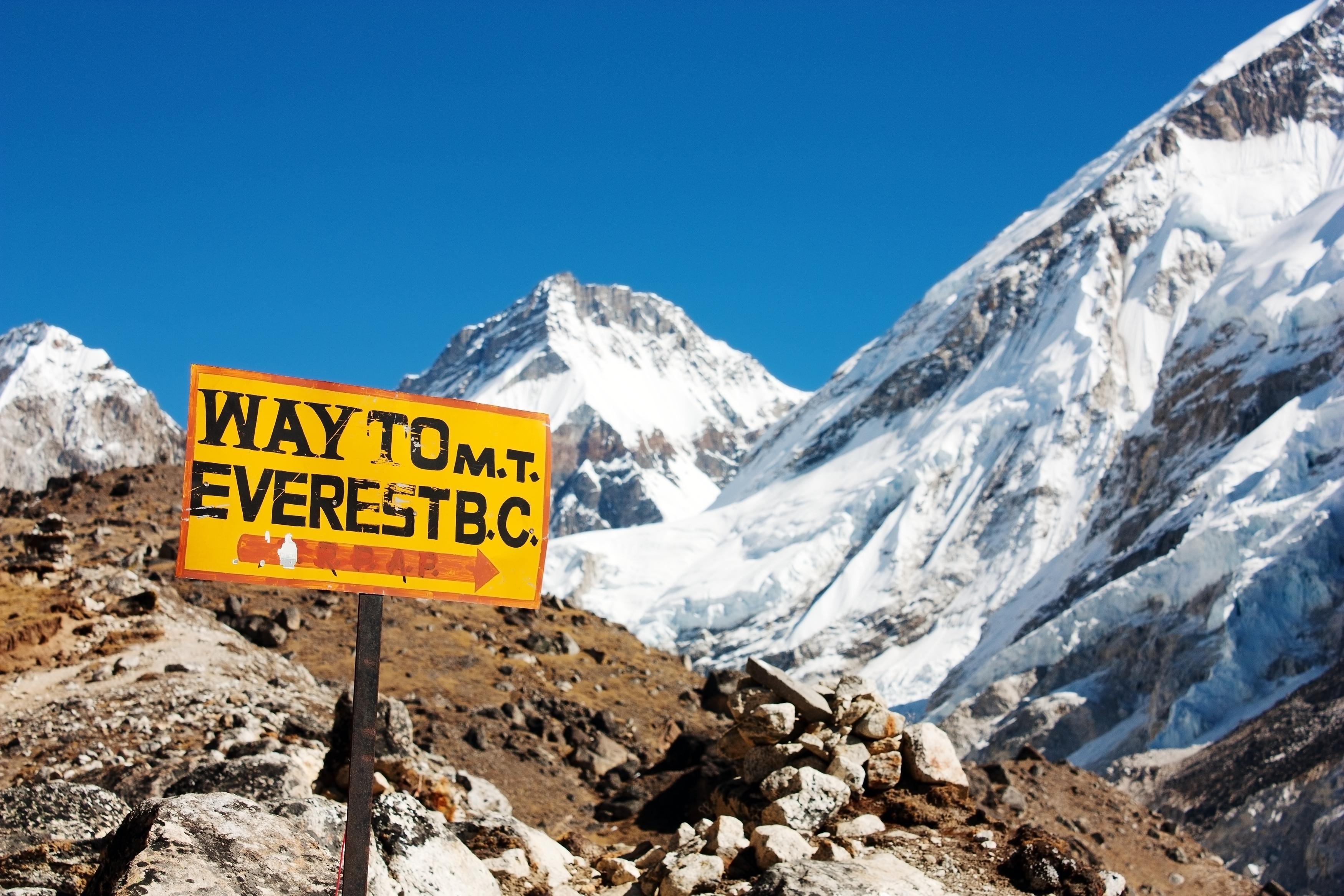 Mt. Everest Tours from Kathmandu