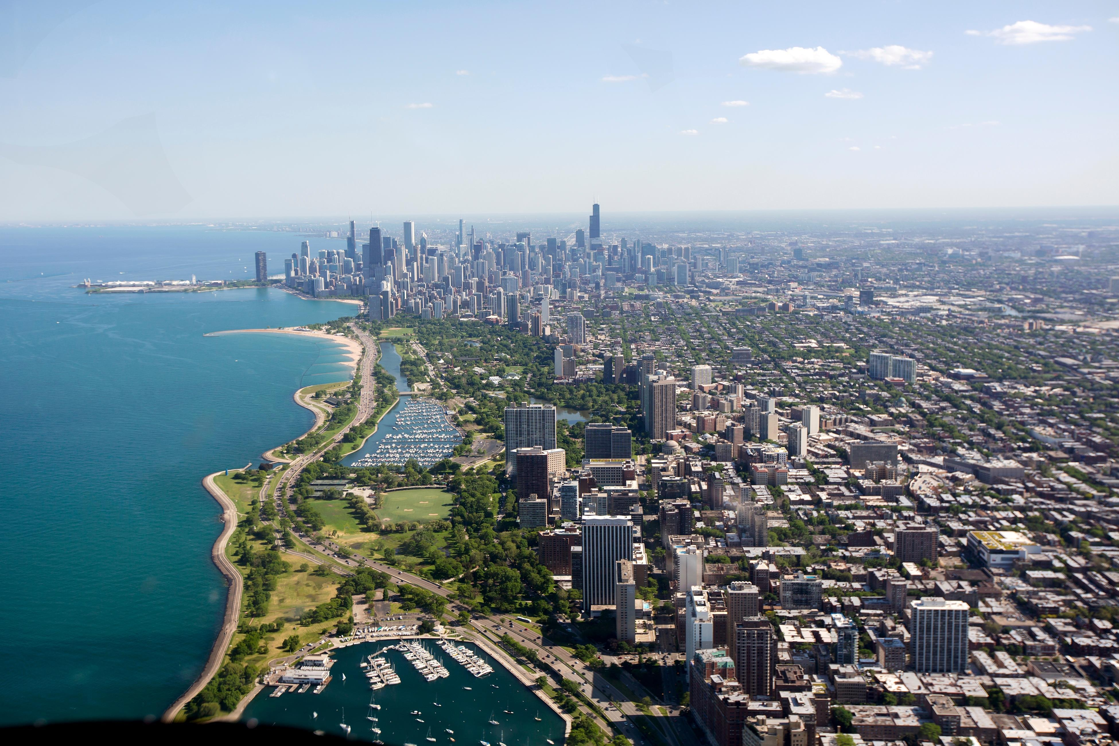 Where to Find the Best Views in Chicago