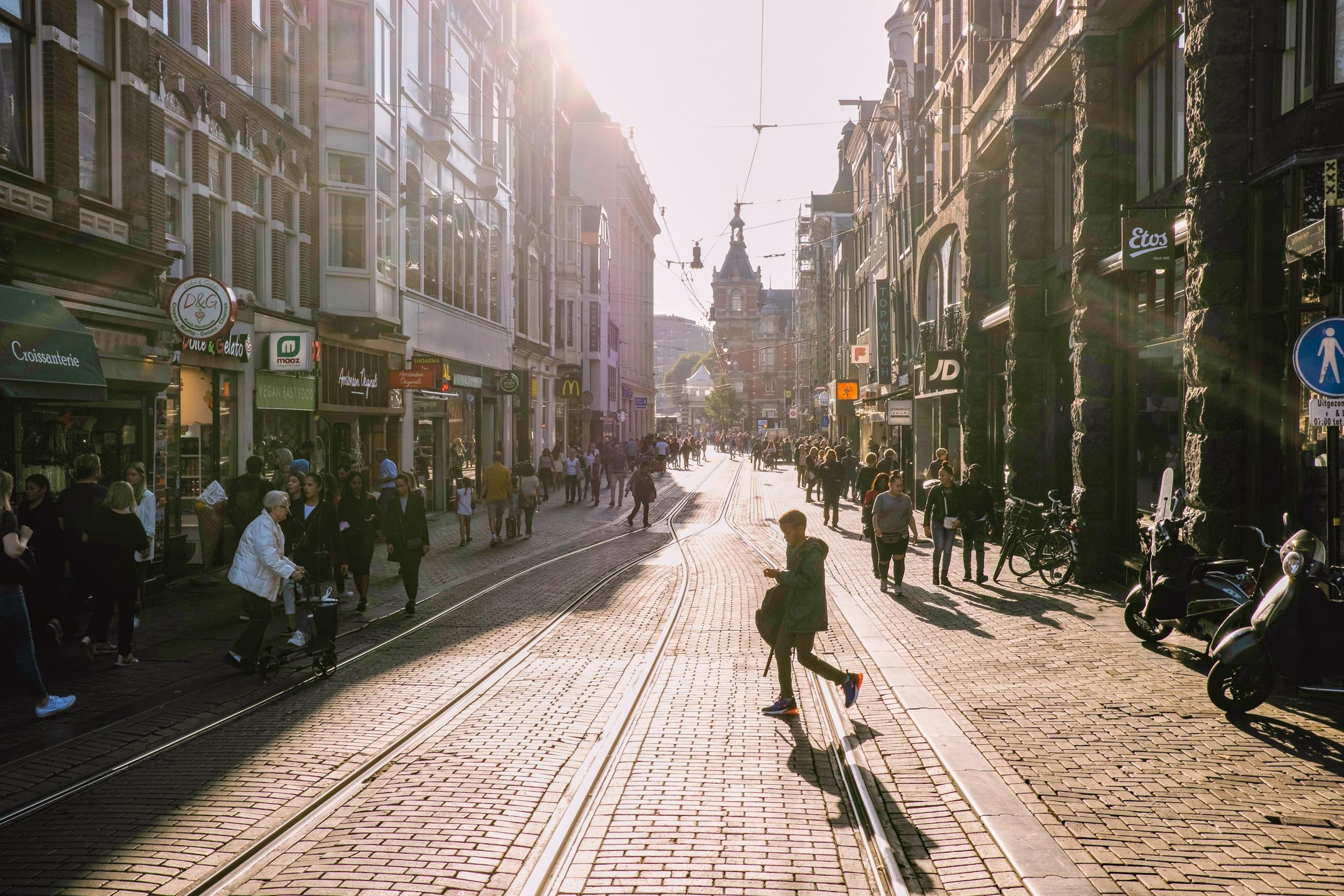 Top Shopping Spots in Amsterdam