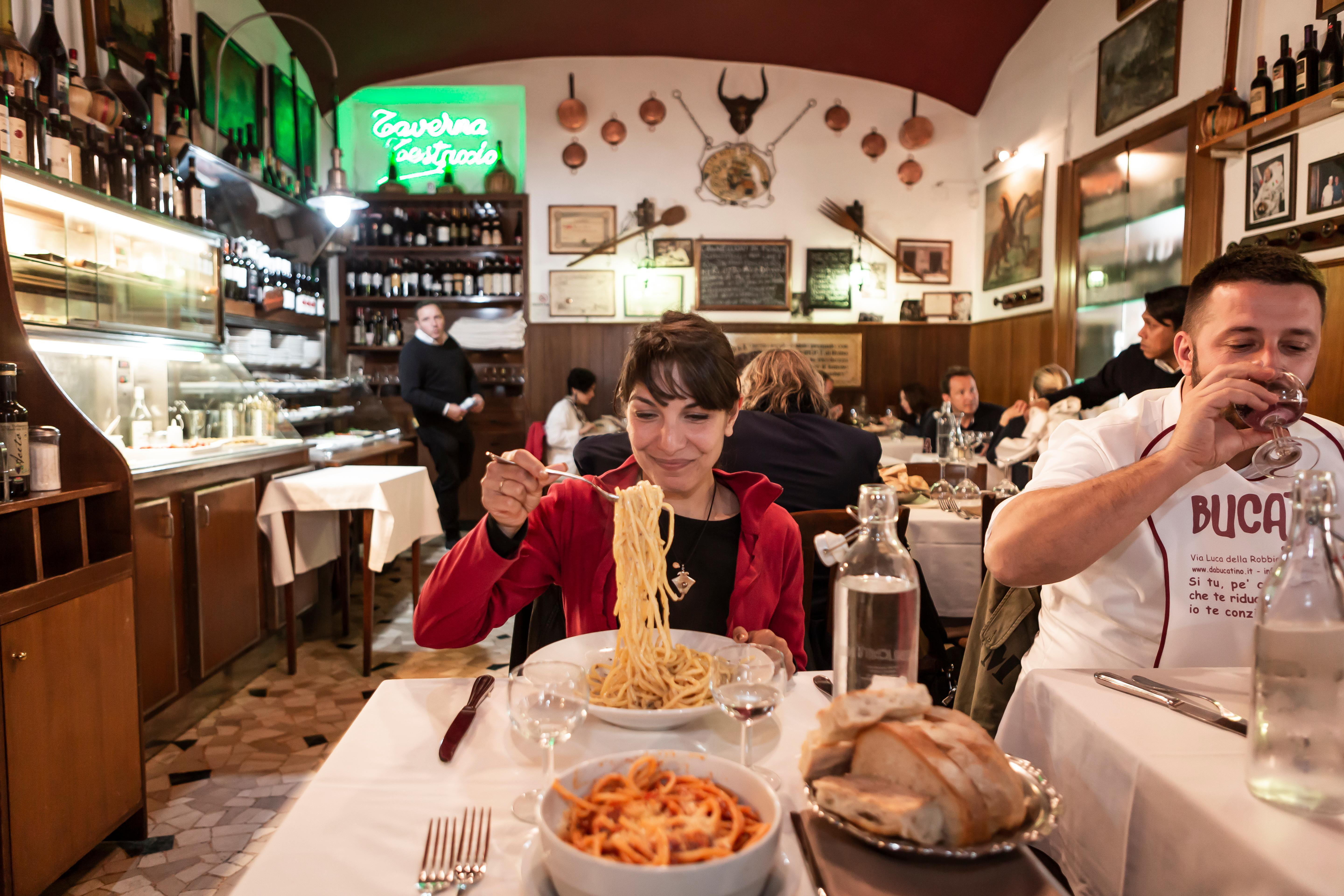 Food Lover's Guide to Rome