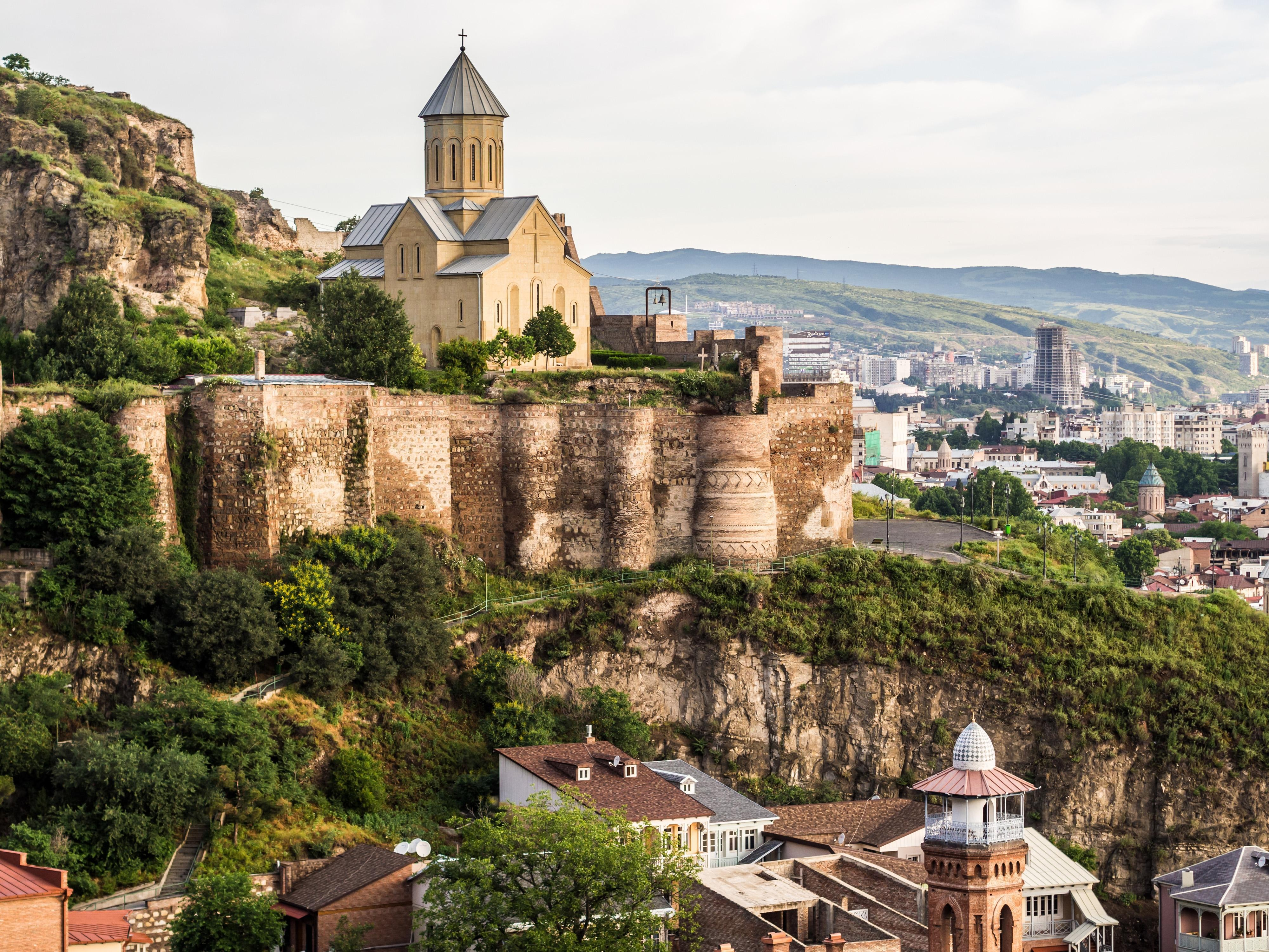 How to Spend 2 Days in Tbilisi
