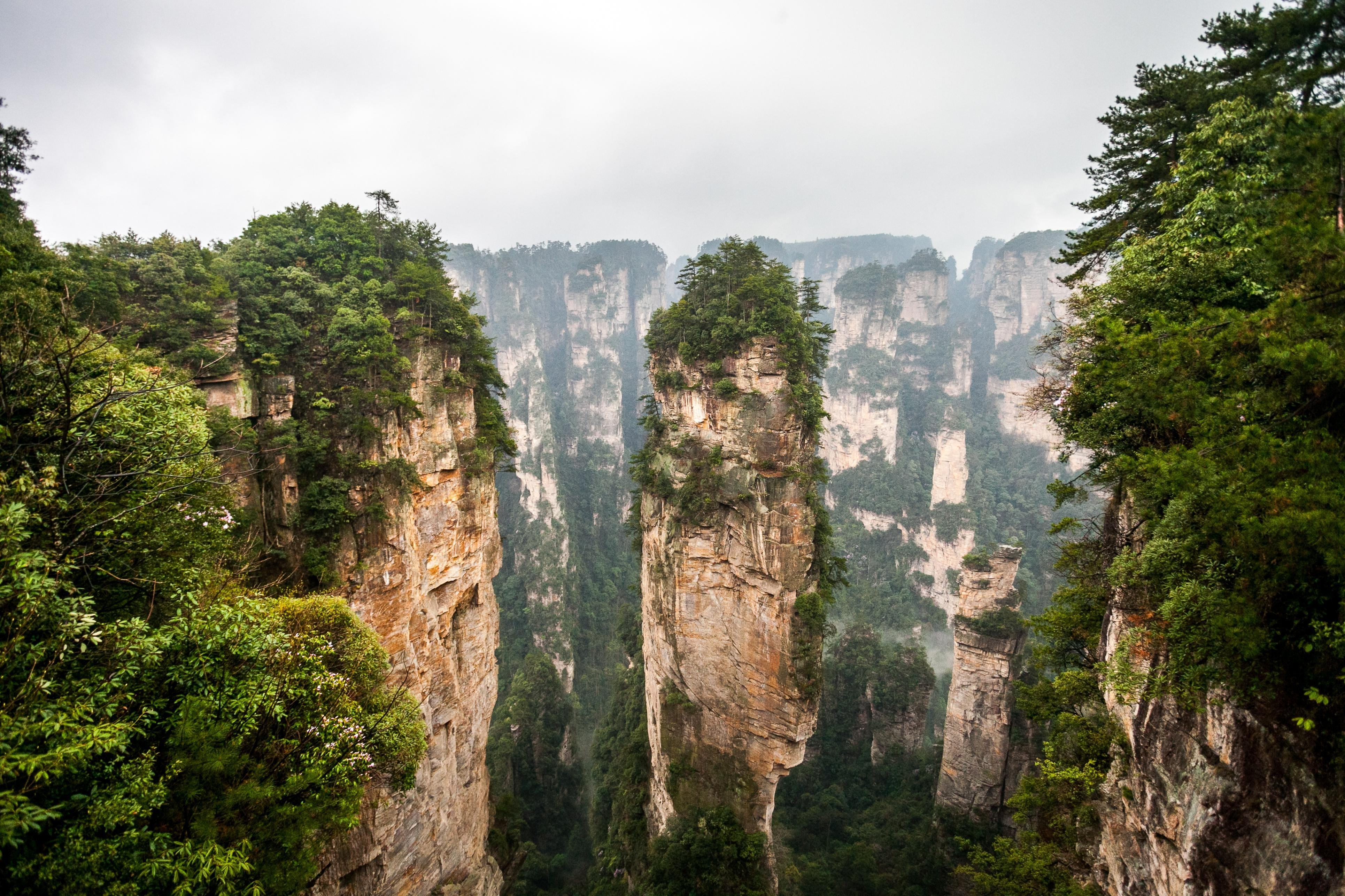 How to Spend 1 Day in Zhangjiajie
