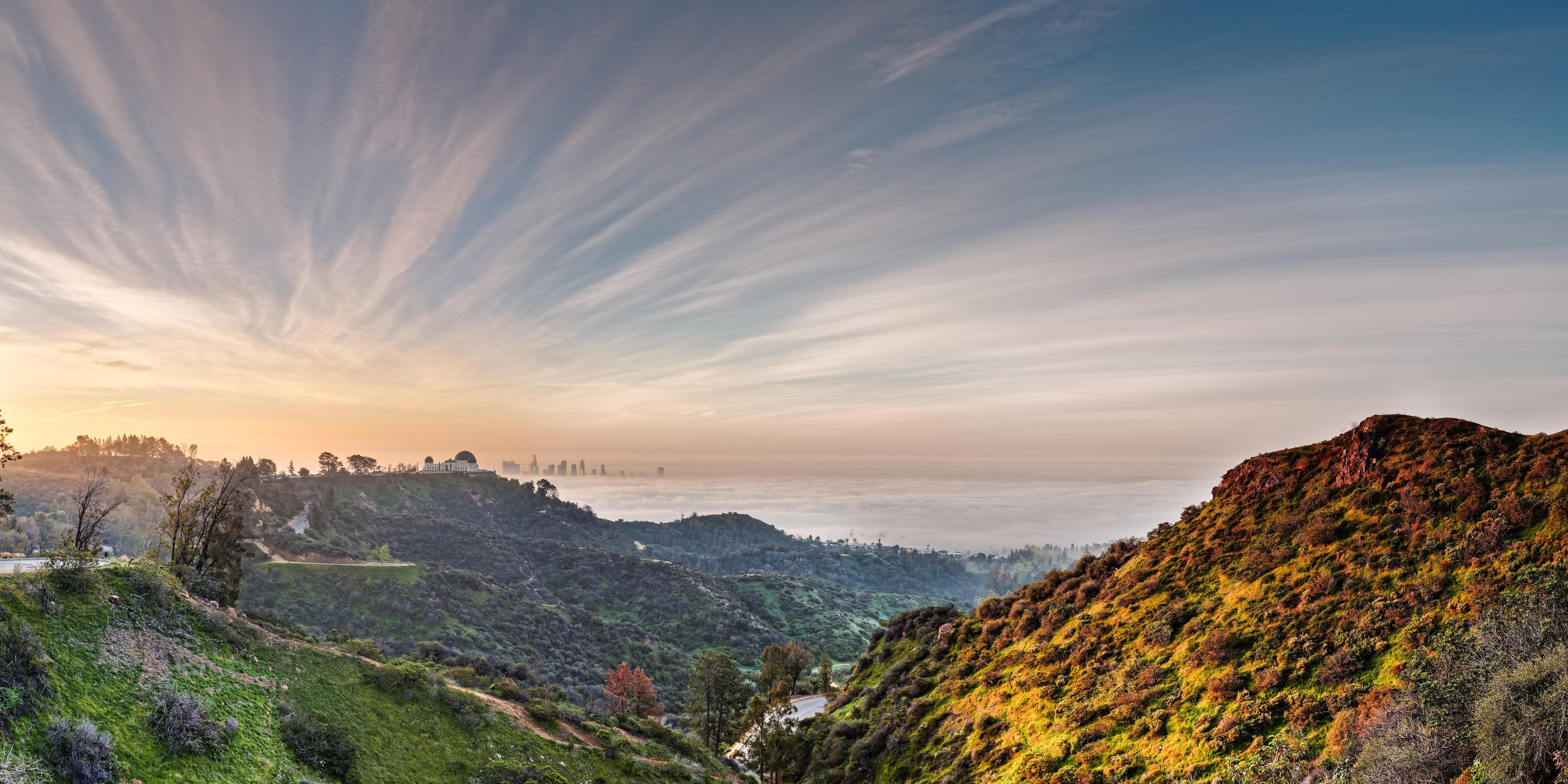 Where to Find the Best Views in Los Angeles