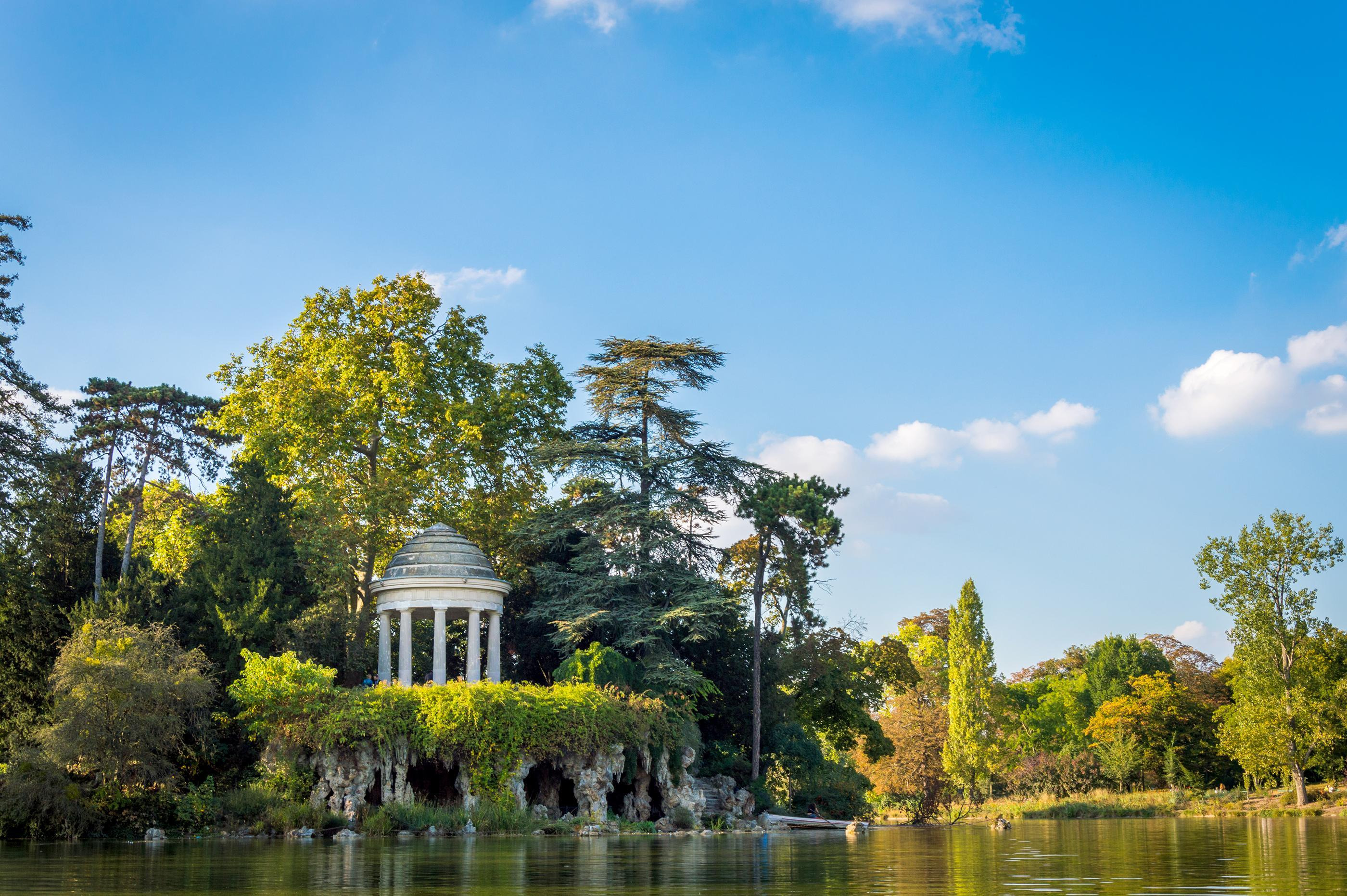 Top Parks and Gardens in Paris