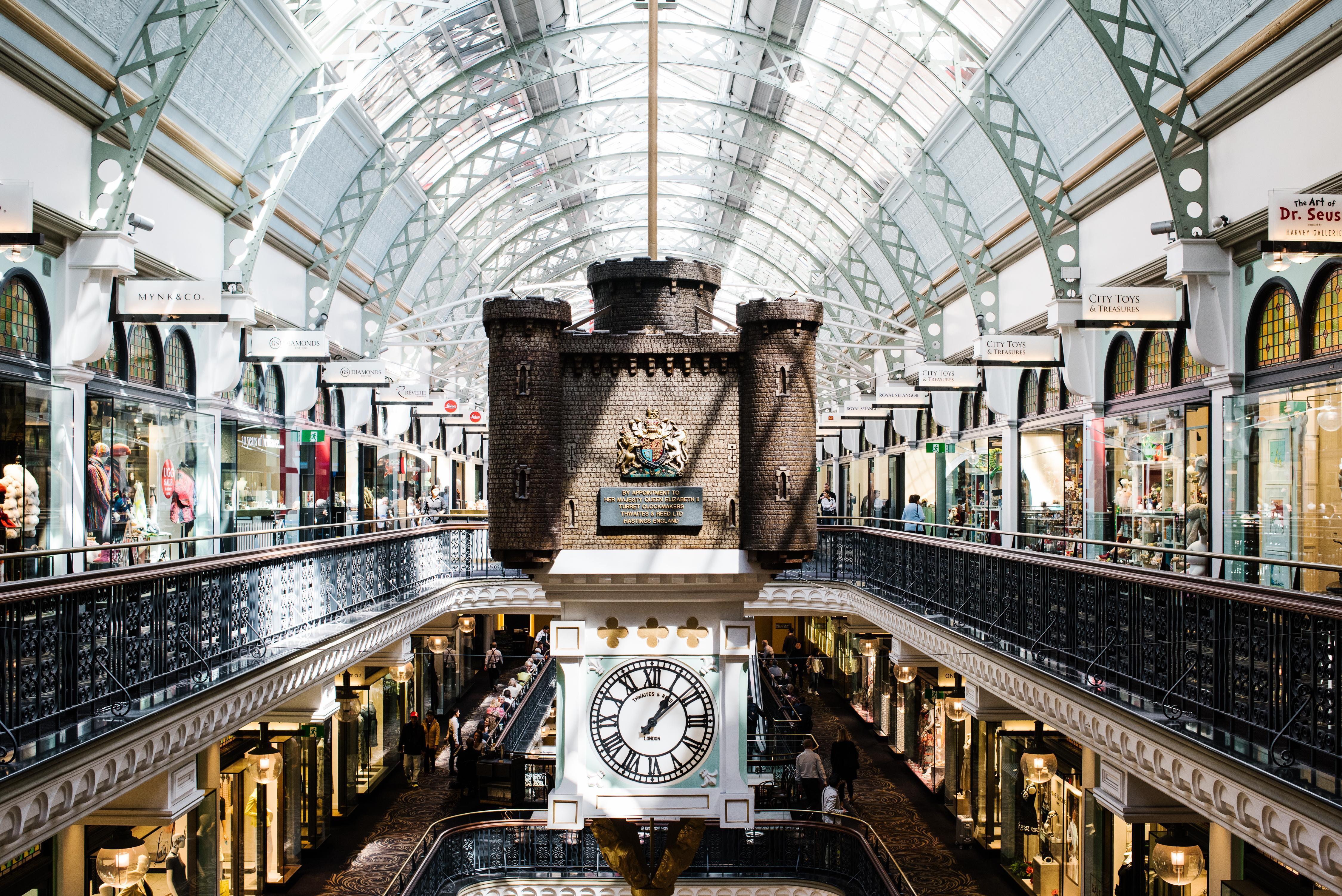 Top Shopping Spots in Sydney