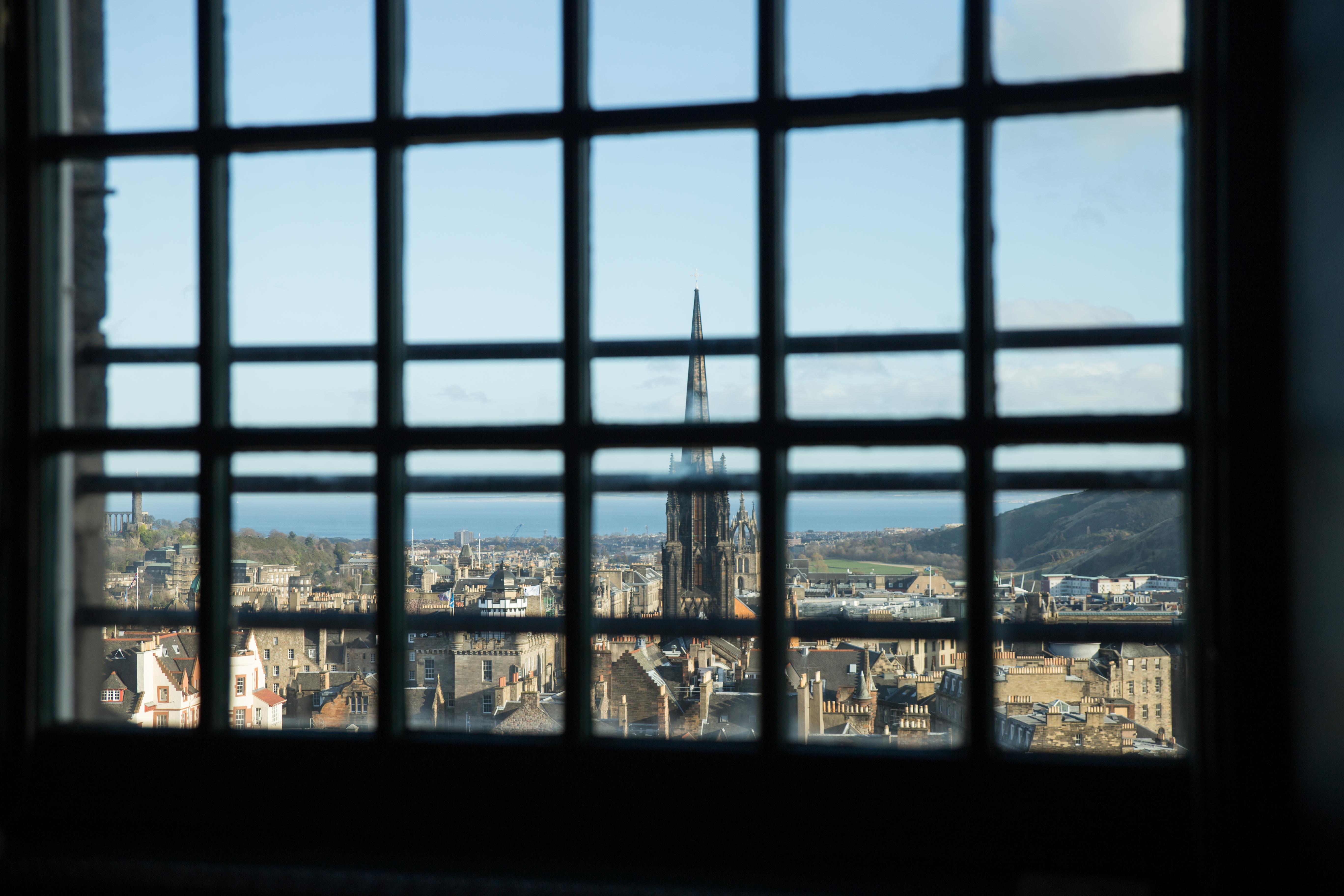 Where to Find the Best Views in Edinburgh