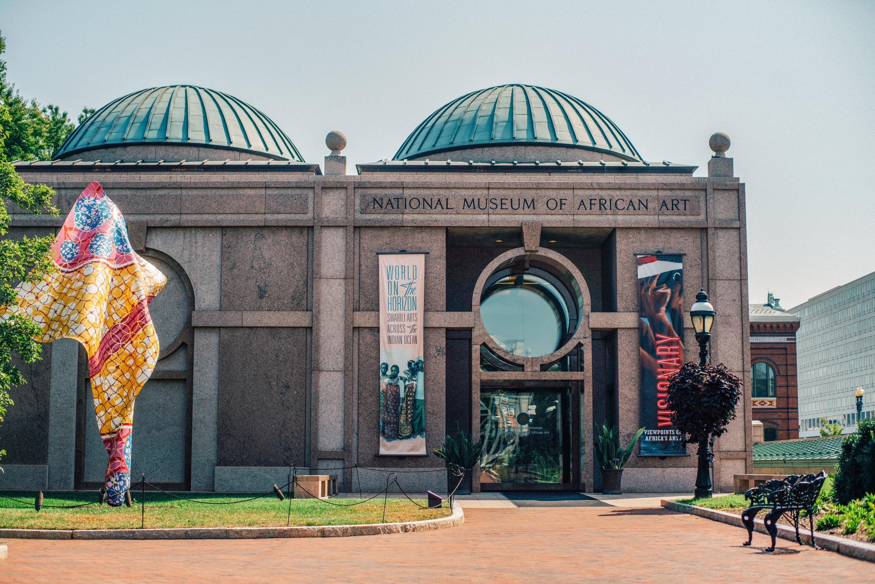 Top Spots for Art Lovers in Washington DC