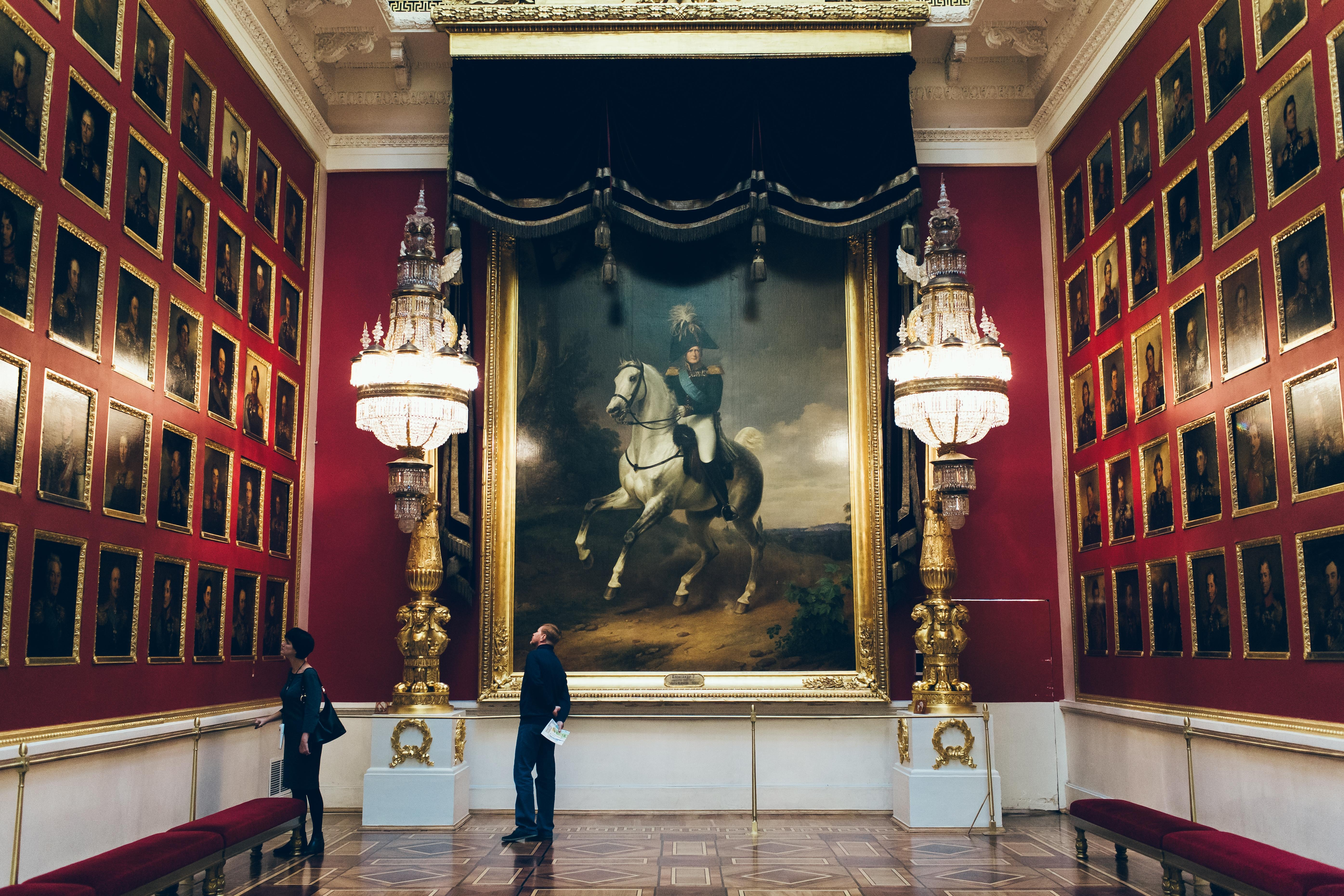 Art Lover's Guide to St. Petersburg