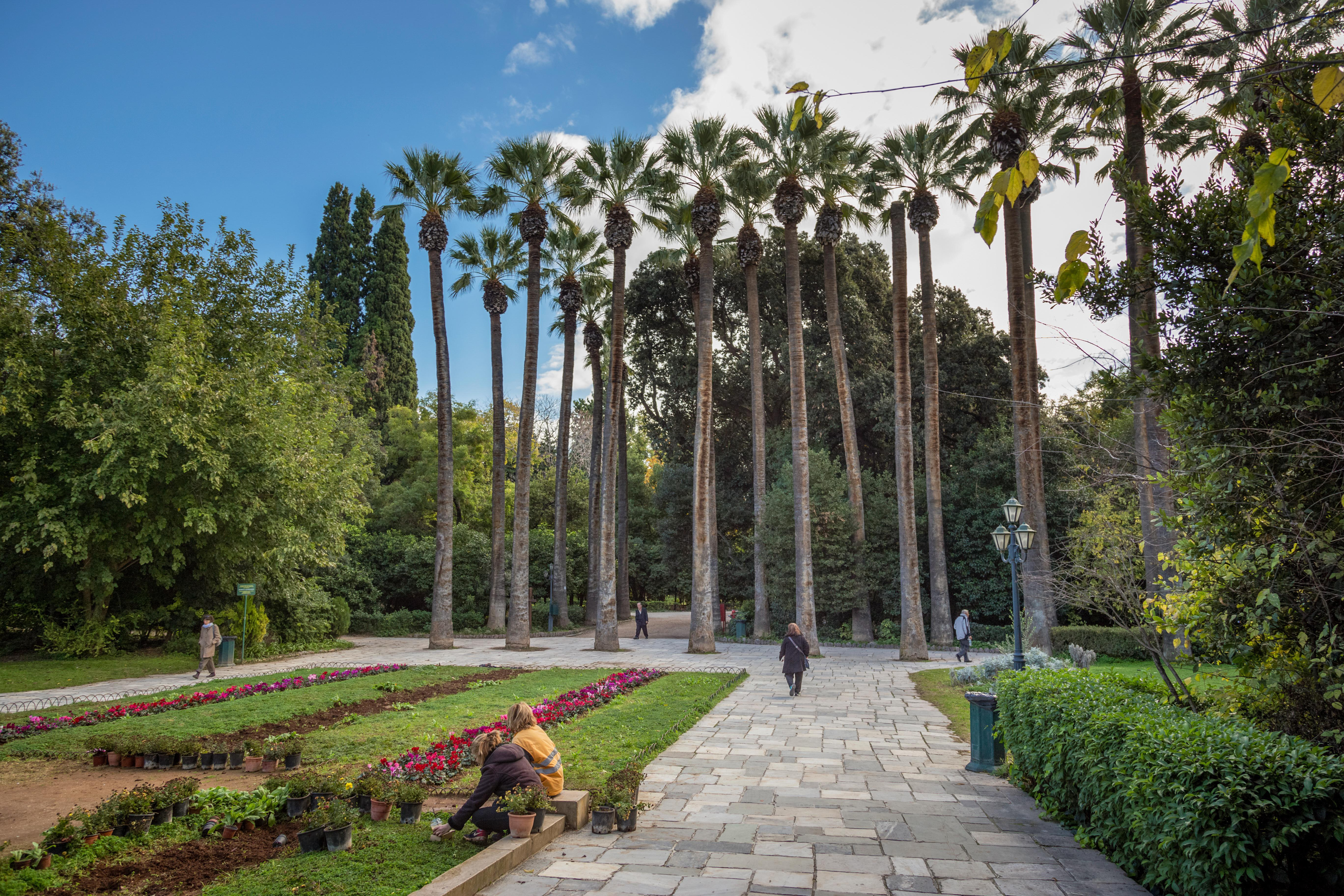 Top Parks and Gardens in Athens