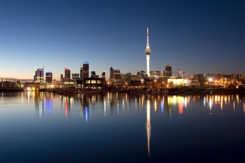 Where to Find the Best Views in Auckland