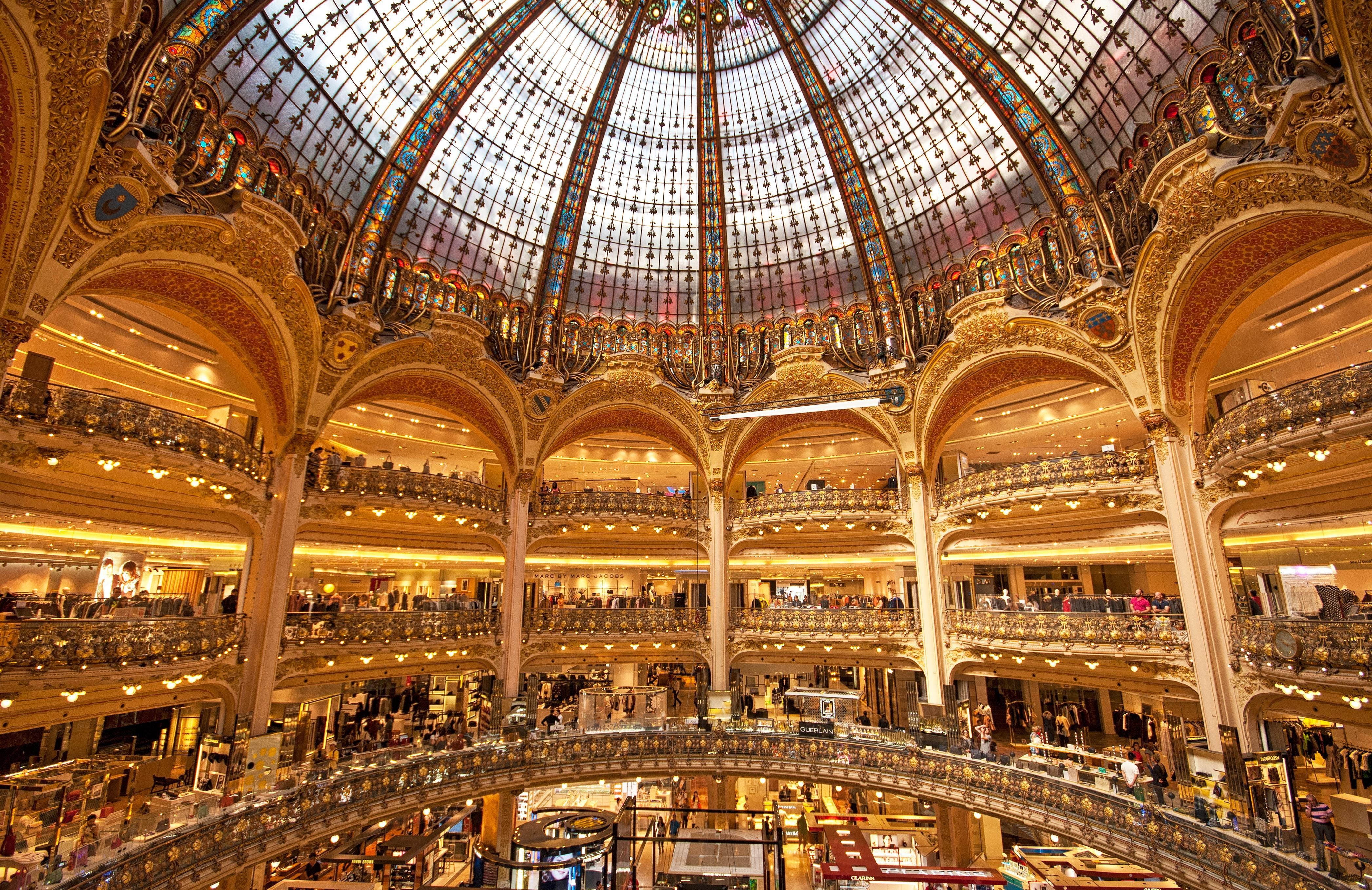 Top Shopping Spots in Paris